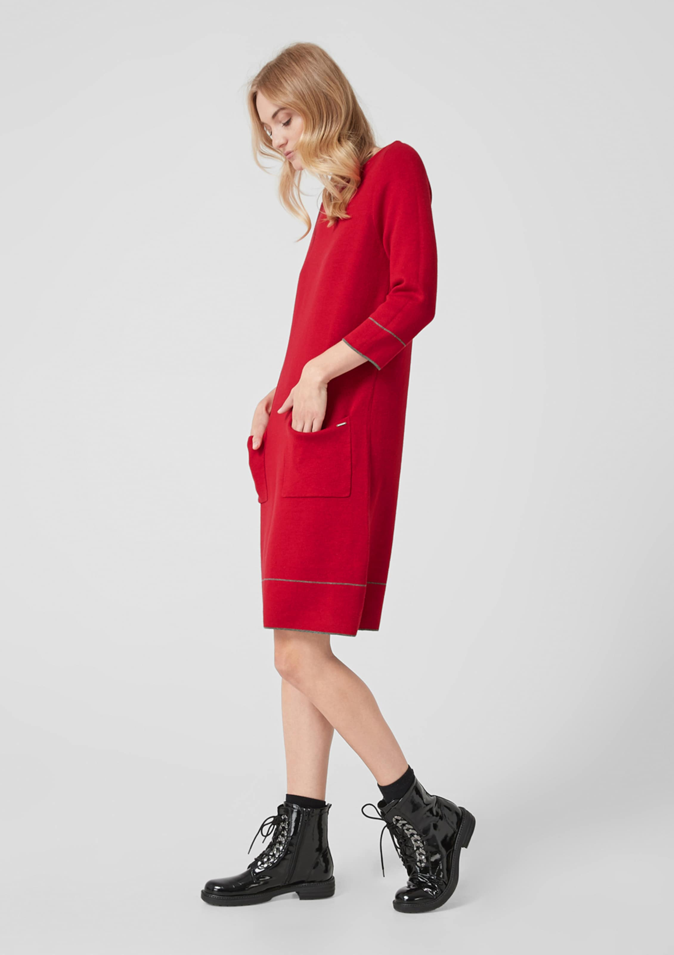 oliver Label Kleid In Red Rot S OuTPilZwkX