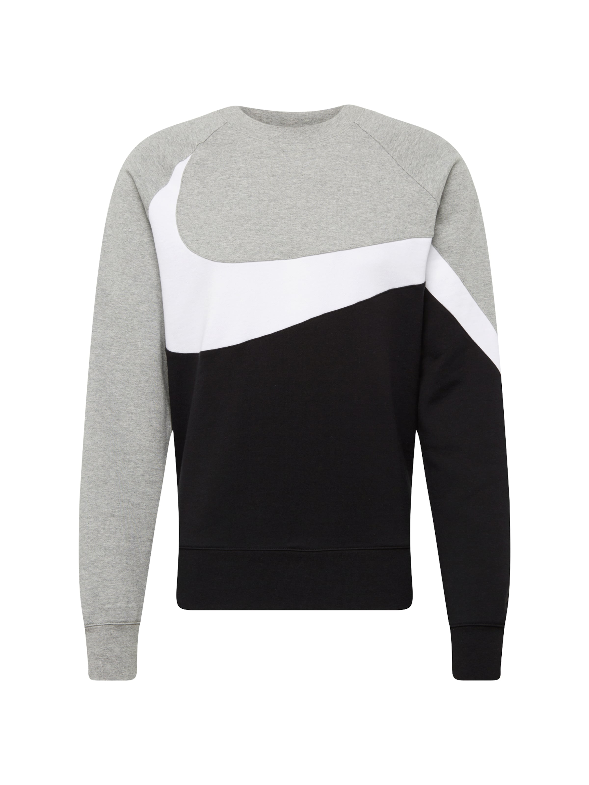 shirt Nike Sportswear Blanc Sweat GrisNoir En HY2IW9ED