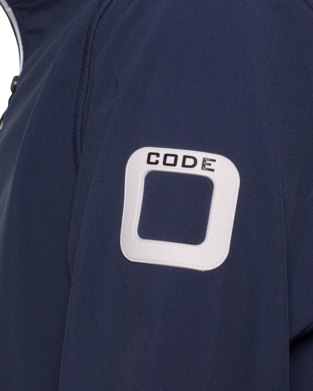 'halyard' Code zero Softshell Blau In jacke ALj54R