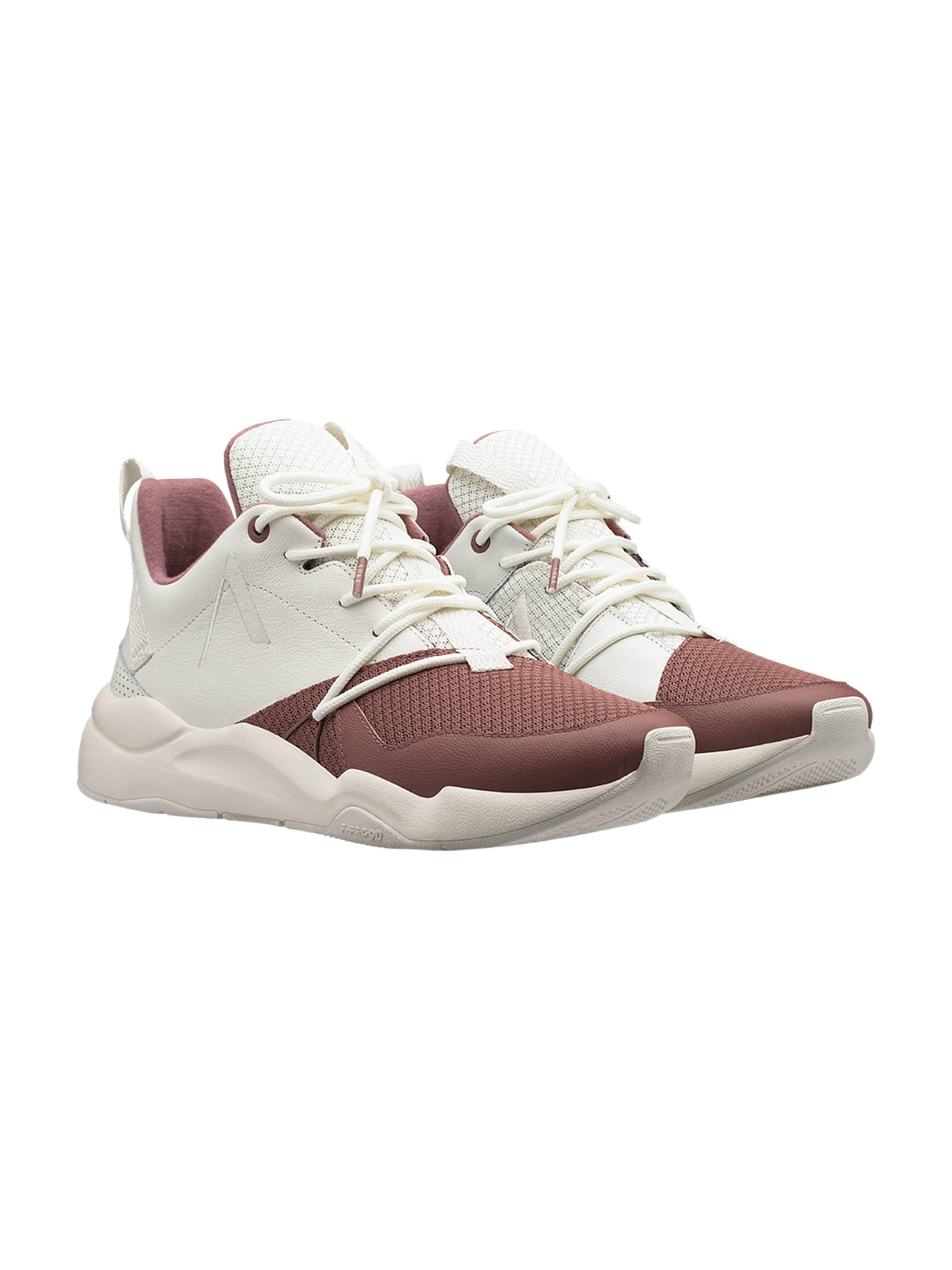 Arkk Laag In 'asymtrix pro90' BordeauxOffwhite Sneakers Copenhagen Mesh F ED2IeWH9Yb