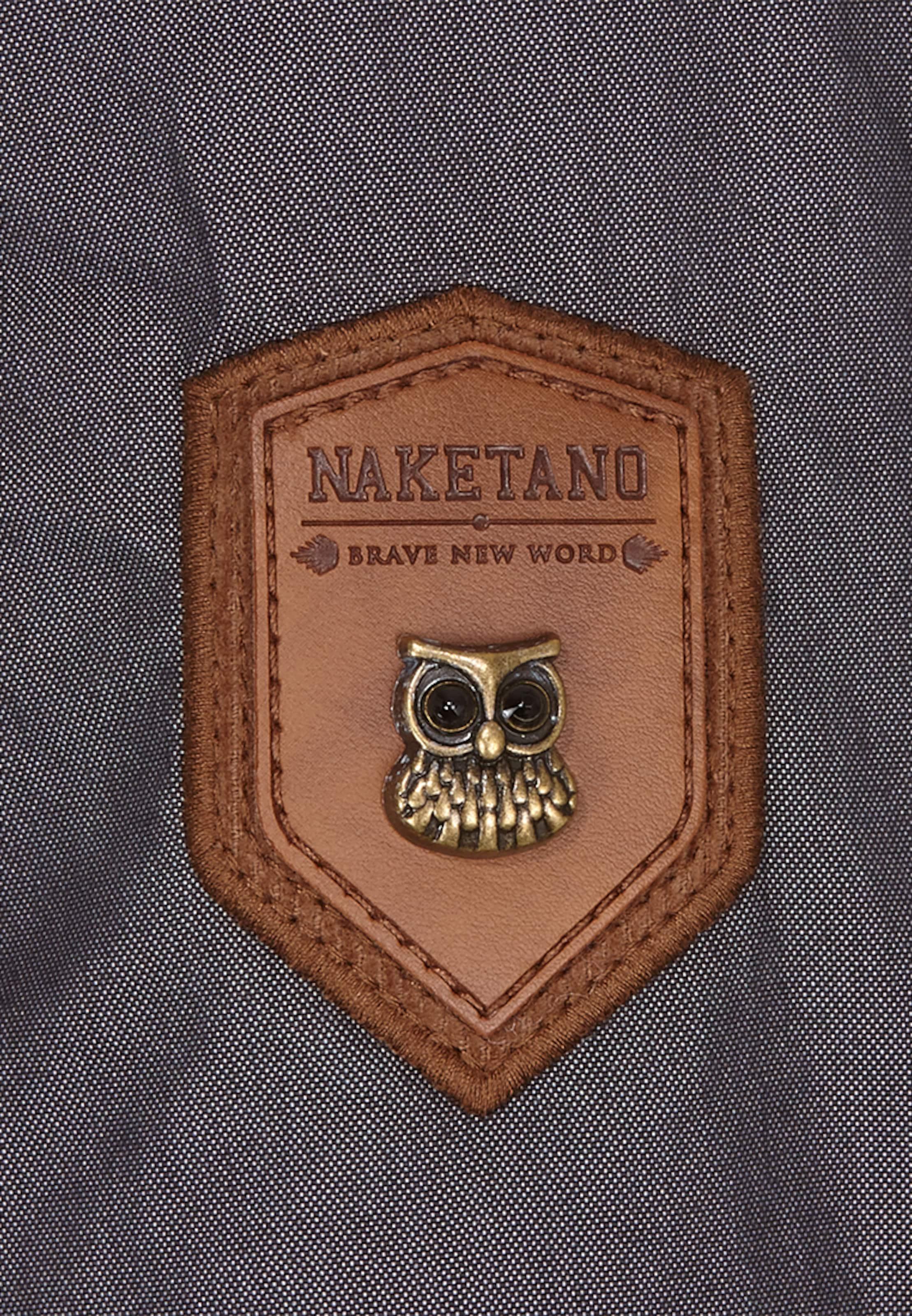 Jacket 'rosenduft' Naketano In Grau eWEH9YbD2I