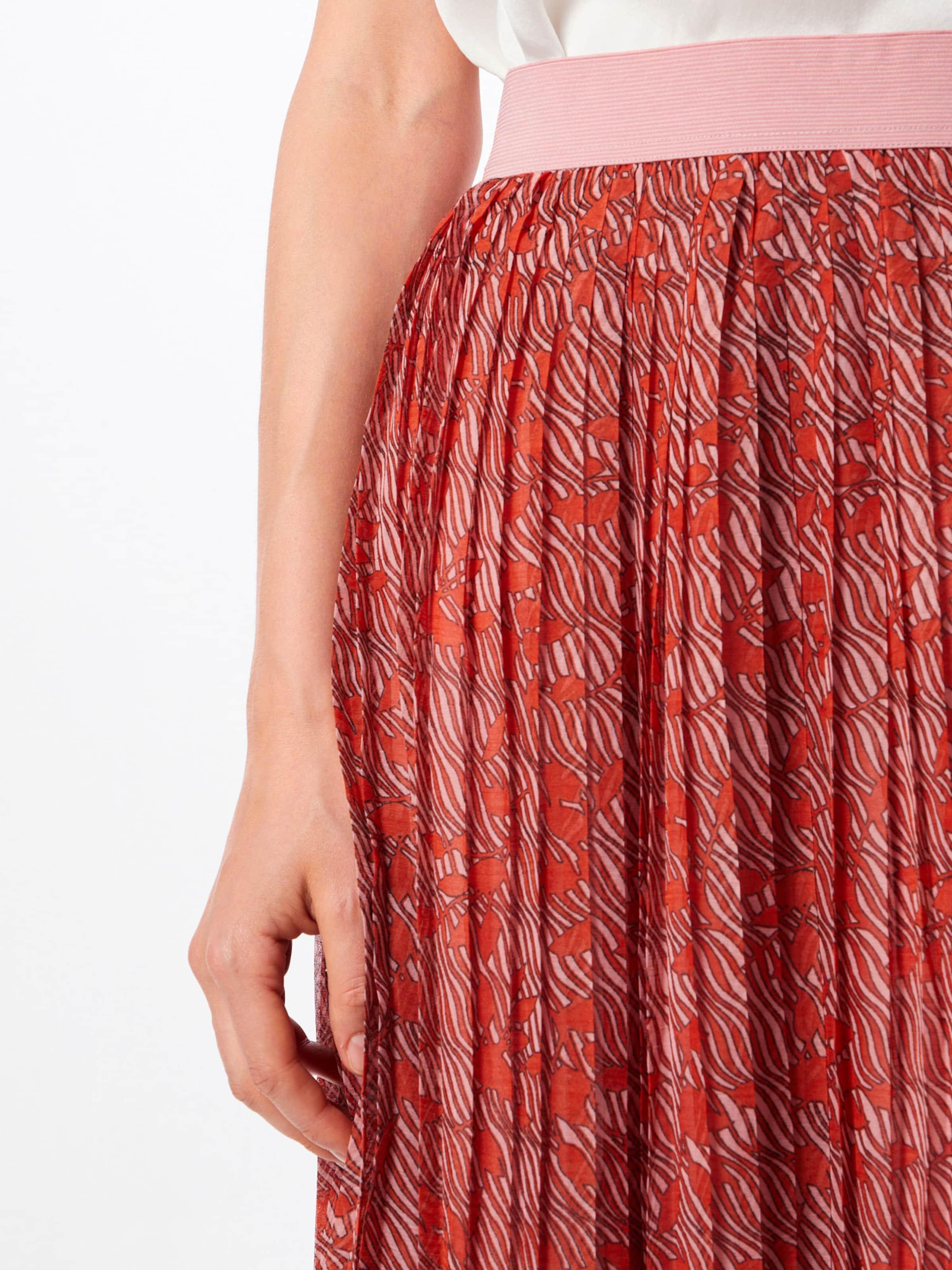 a Jupe 'yasholia En s Hw MarronRose Skirt' Y F5J3K1Tulc