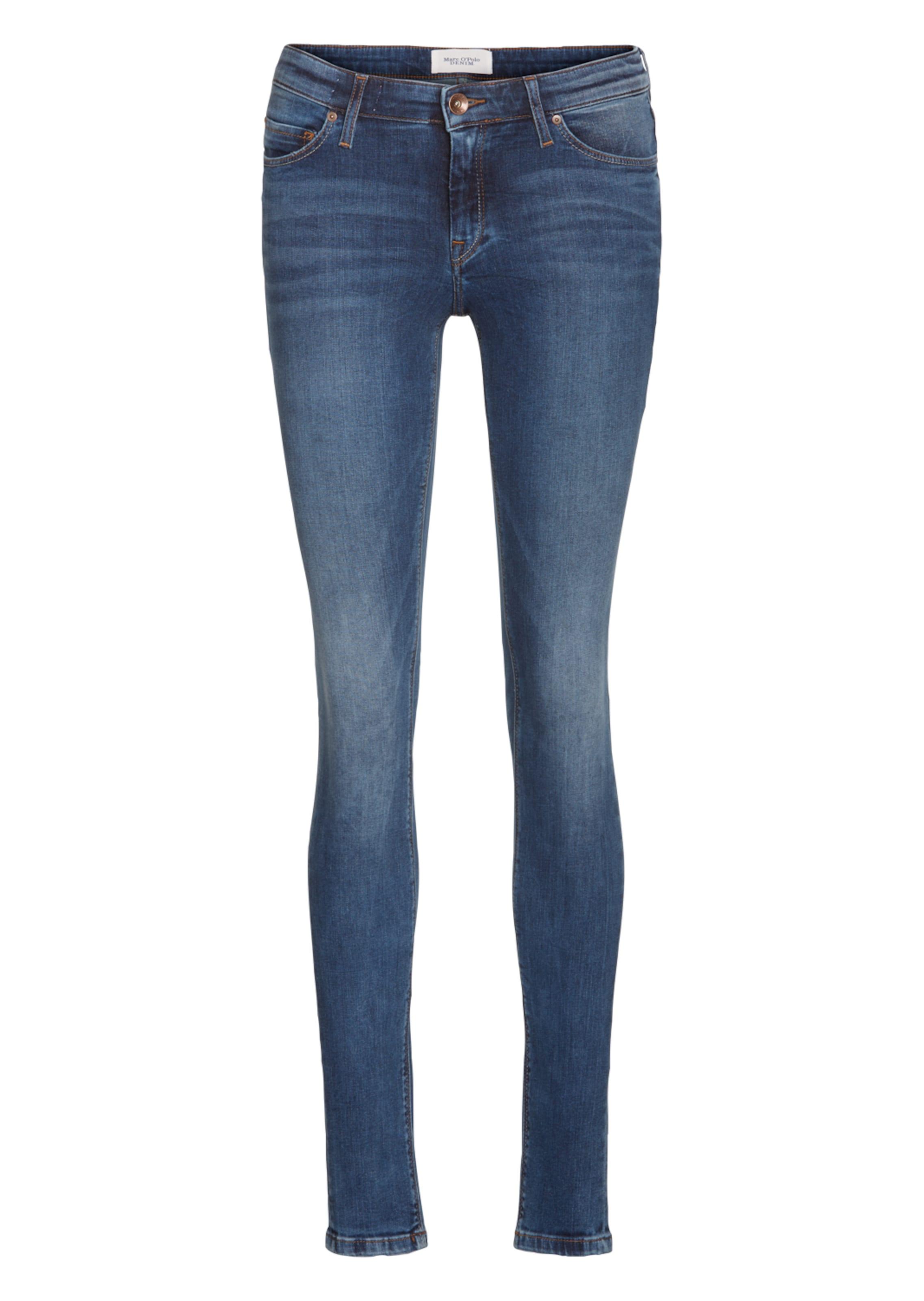 O'polo In Marc Jeans 'siv' Denim Blue 08nOPwk