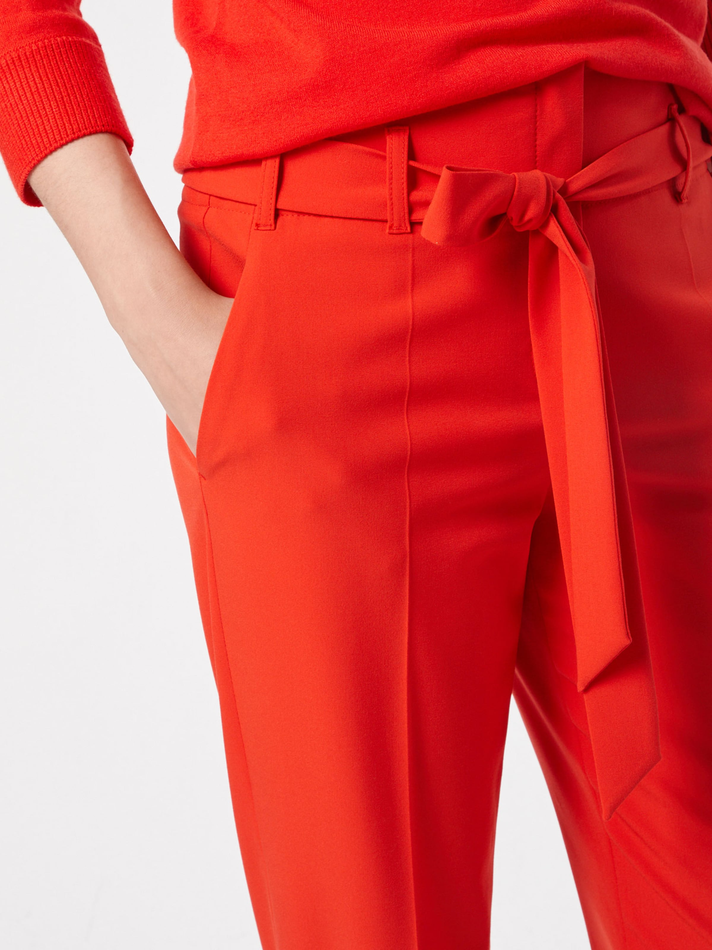 Rouge Plis À '82018' Pantalon Laurel En mwN0Onv8
