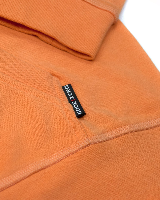 Kapuzen sweatshirt 'superseries' zero In Orange Code kZPiOXuT