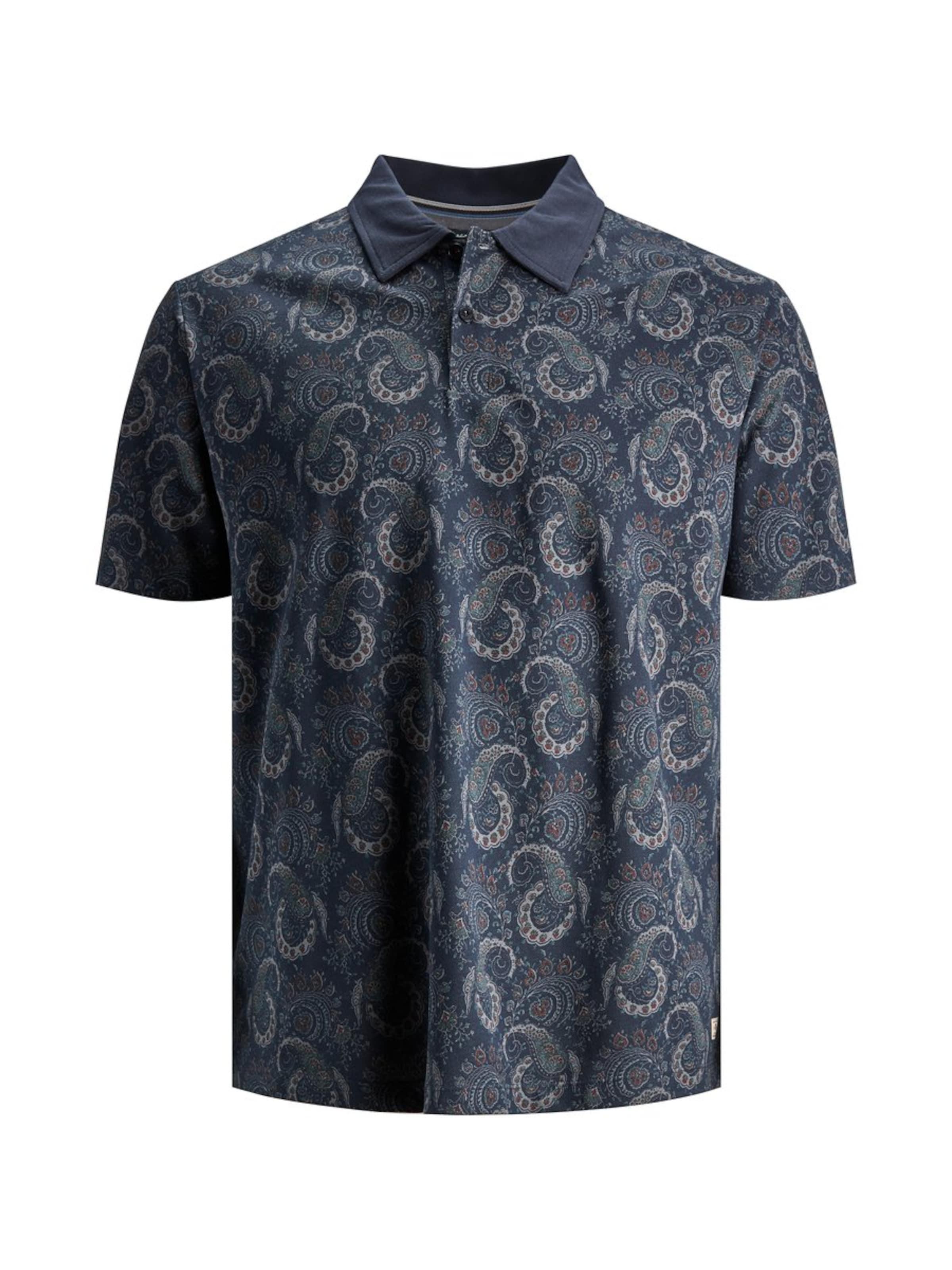 Jackamp; In Blauw Jackamp; Jones Overhemd q4RjL35A