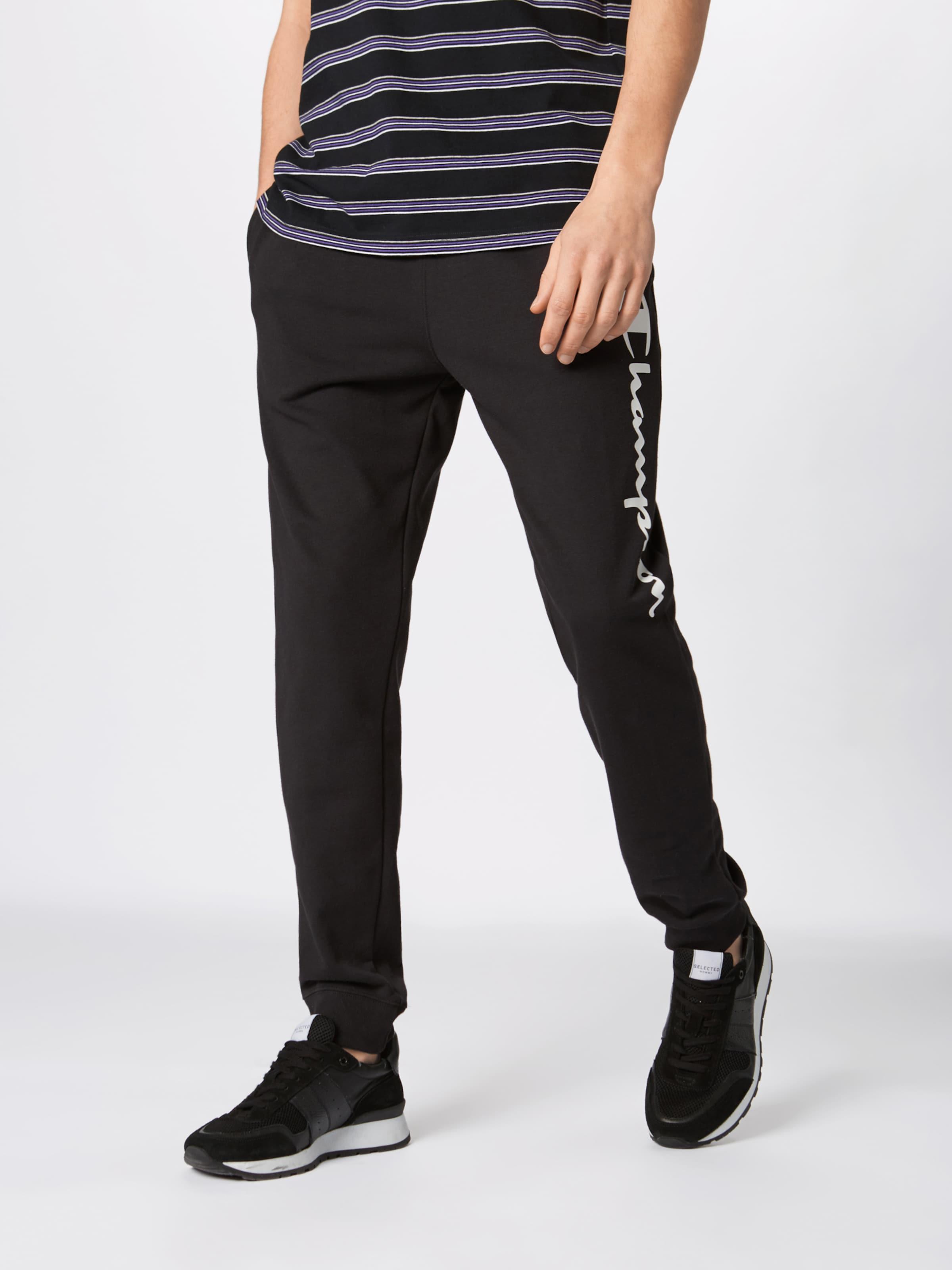 Pantalon Bleu En MarineBlanc Champion Apparel Authentic Athletic wnOPkX80