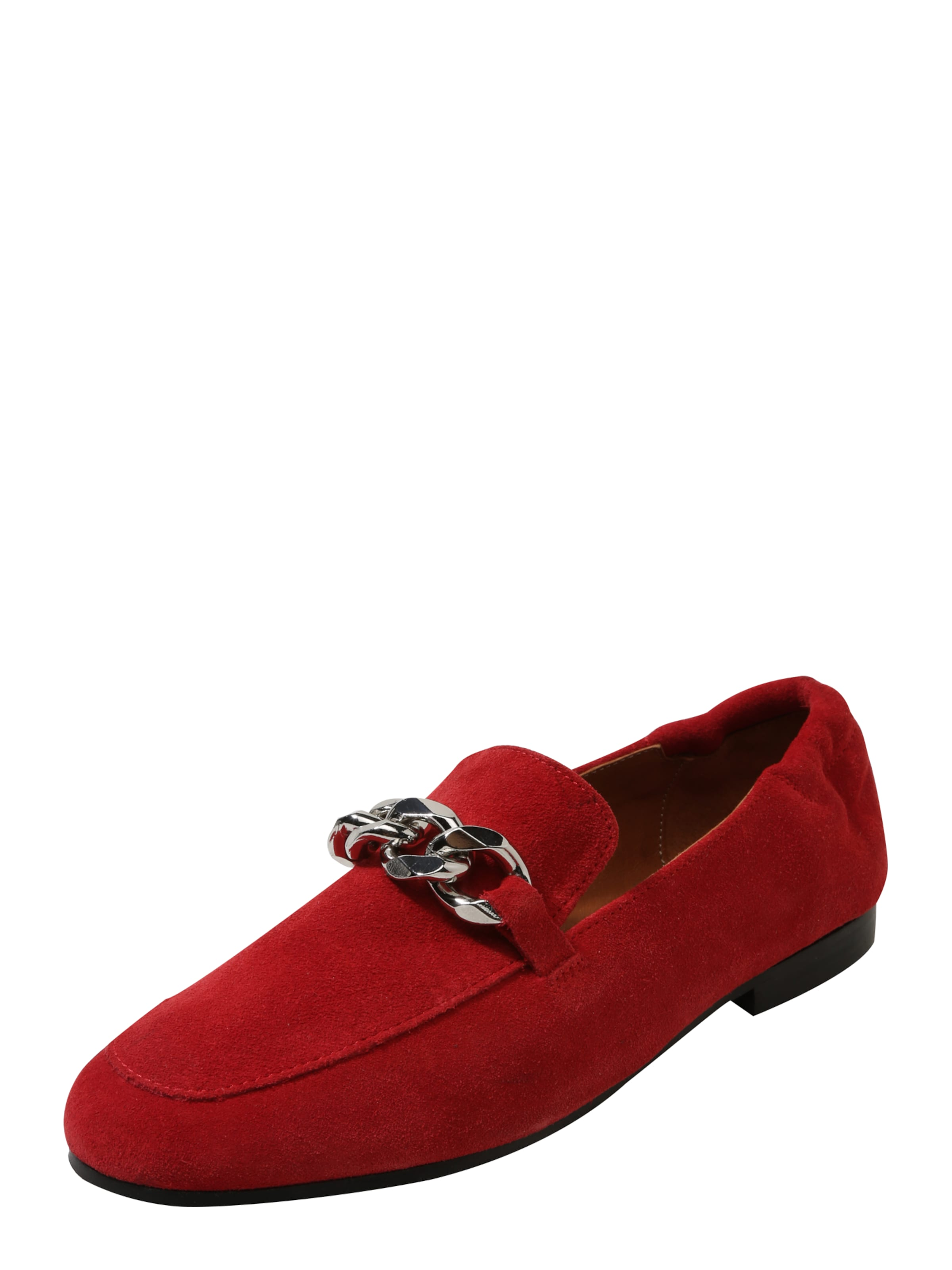 Chaussons About Cerise En 'zeynep' Rouge You doexBC
