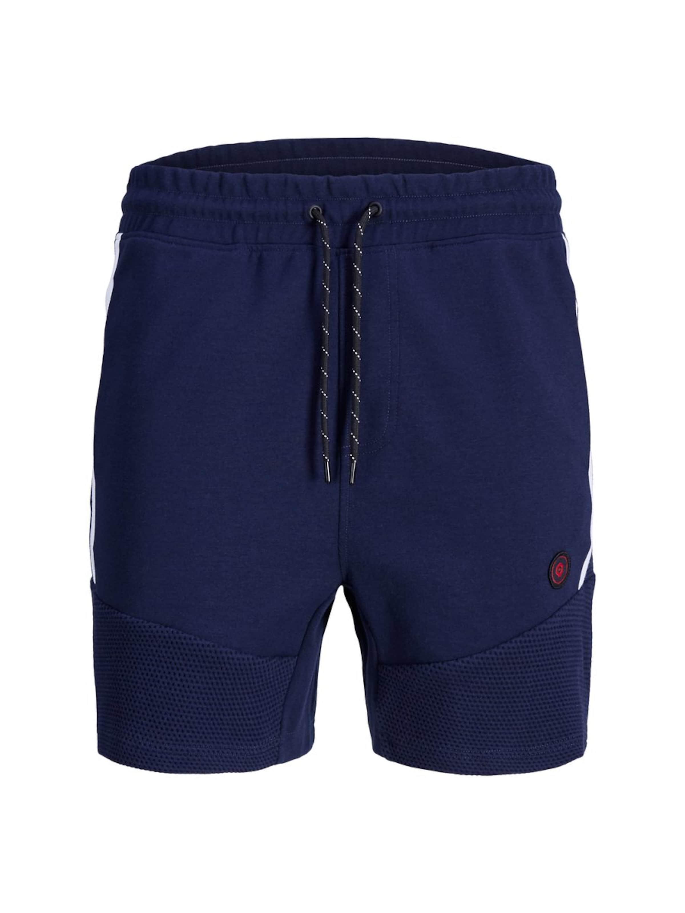 Jackamp; Jackamp; Pantalon Jones Jones En En MarineBlanc Jackamp; Pantalon MarineBlanc nm0N8w