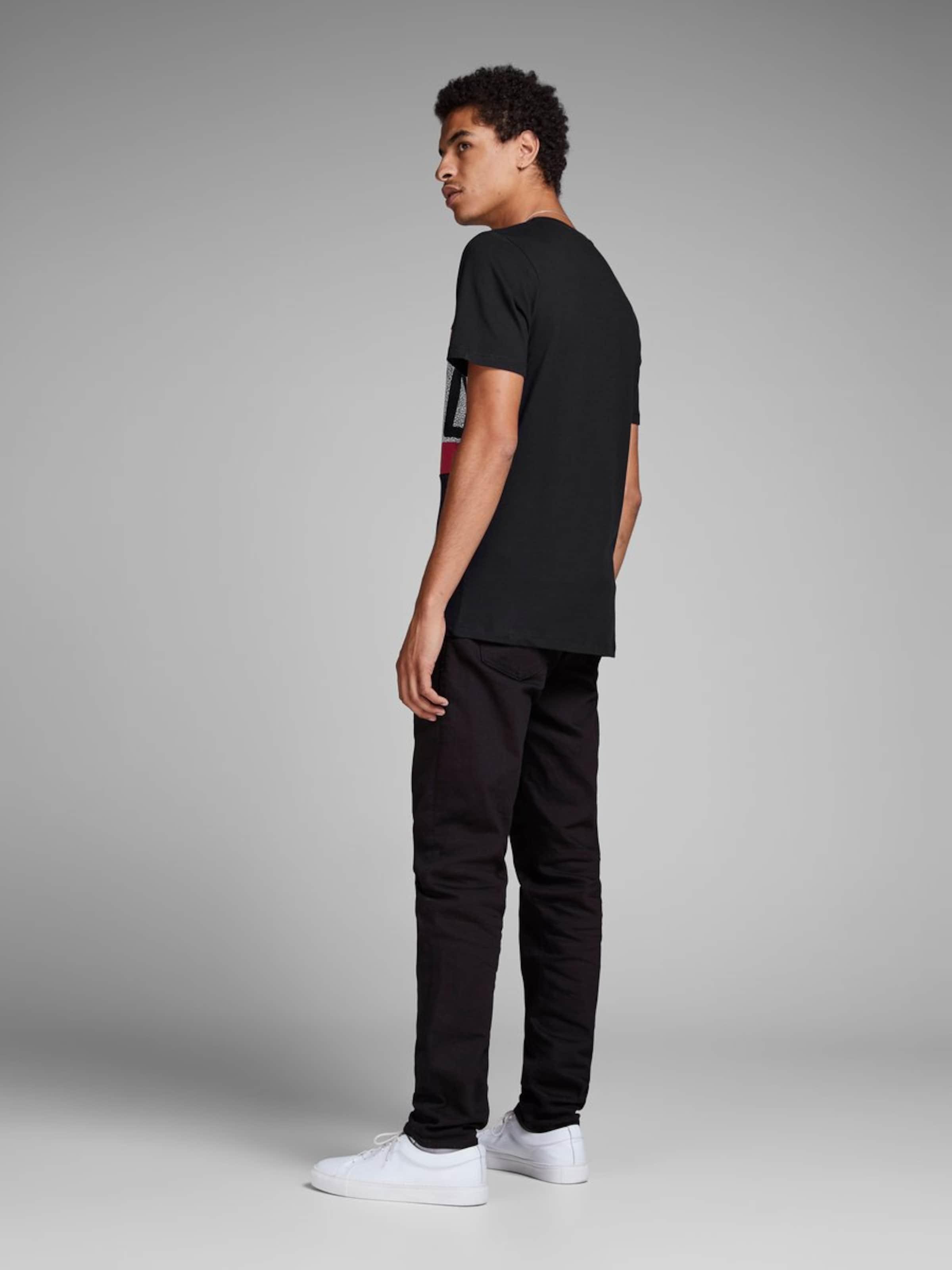 shirt En Jones Jackamp; T MarronNoir 8nwPOkN0X