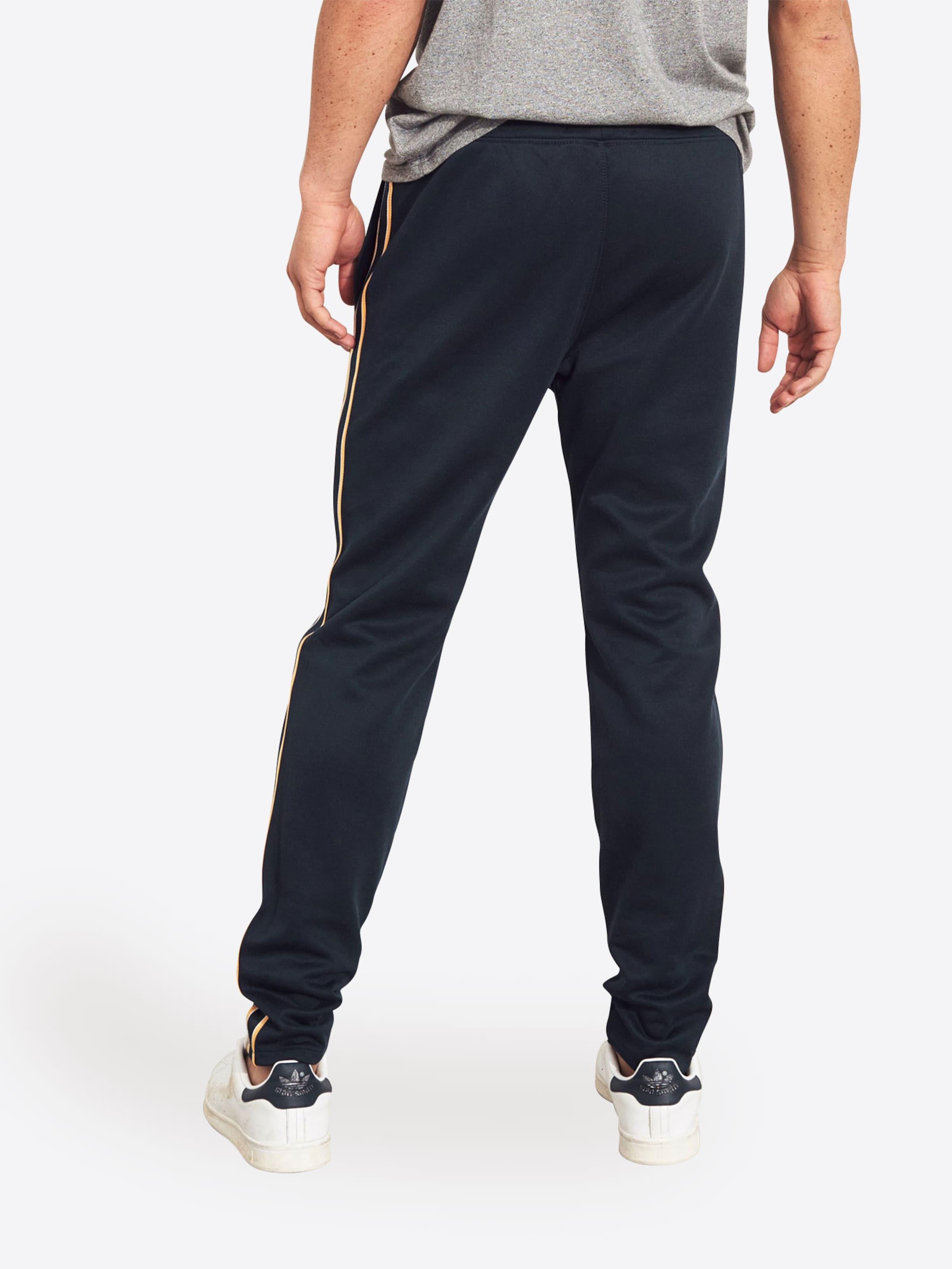 Hollister Pantalon En 'tricot Tape Track' Rouge c34AqRjLS5