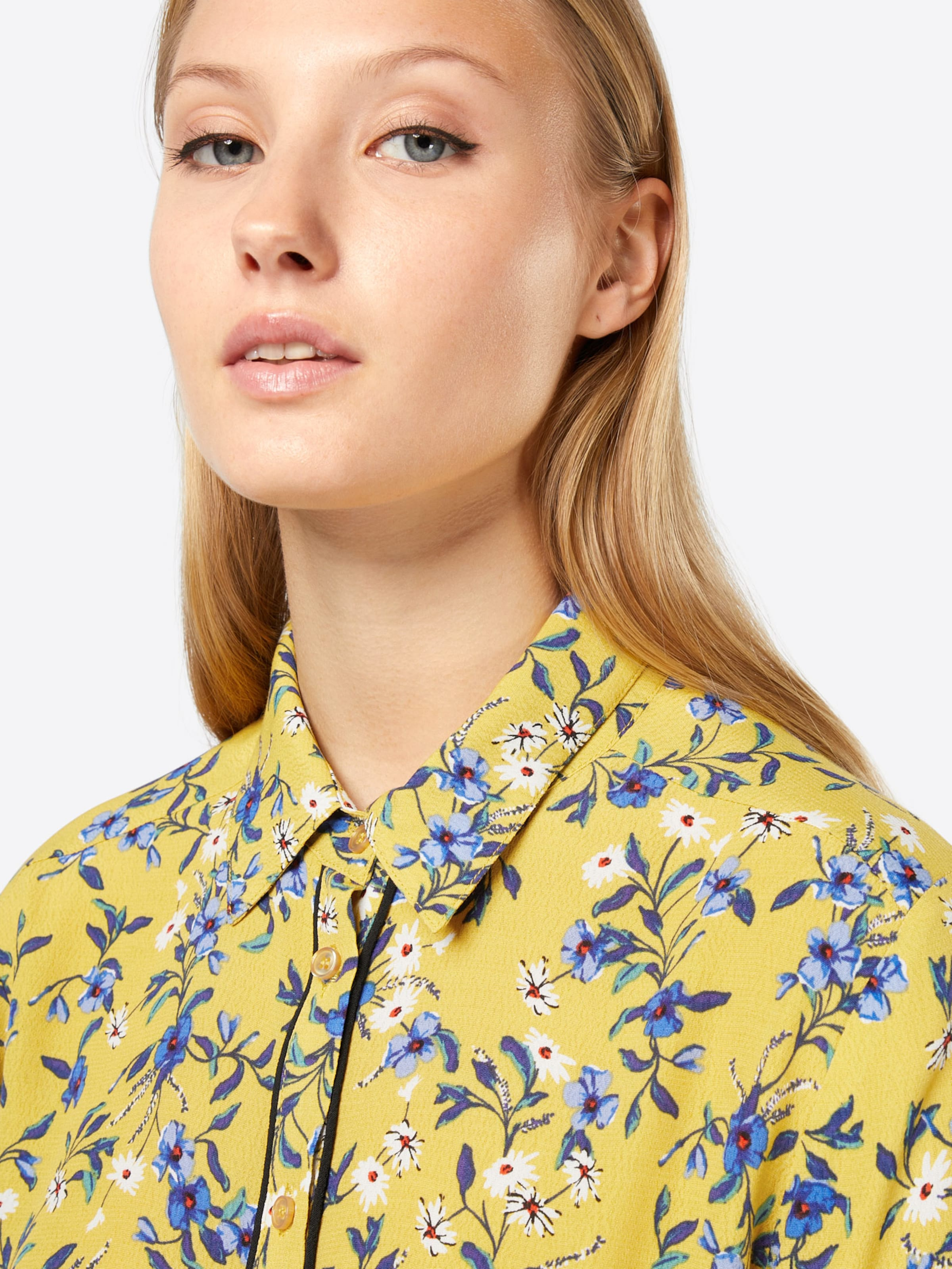 En BleuJaune chemise 'mayson' Robe Mbym XuiPkZ