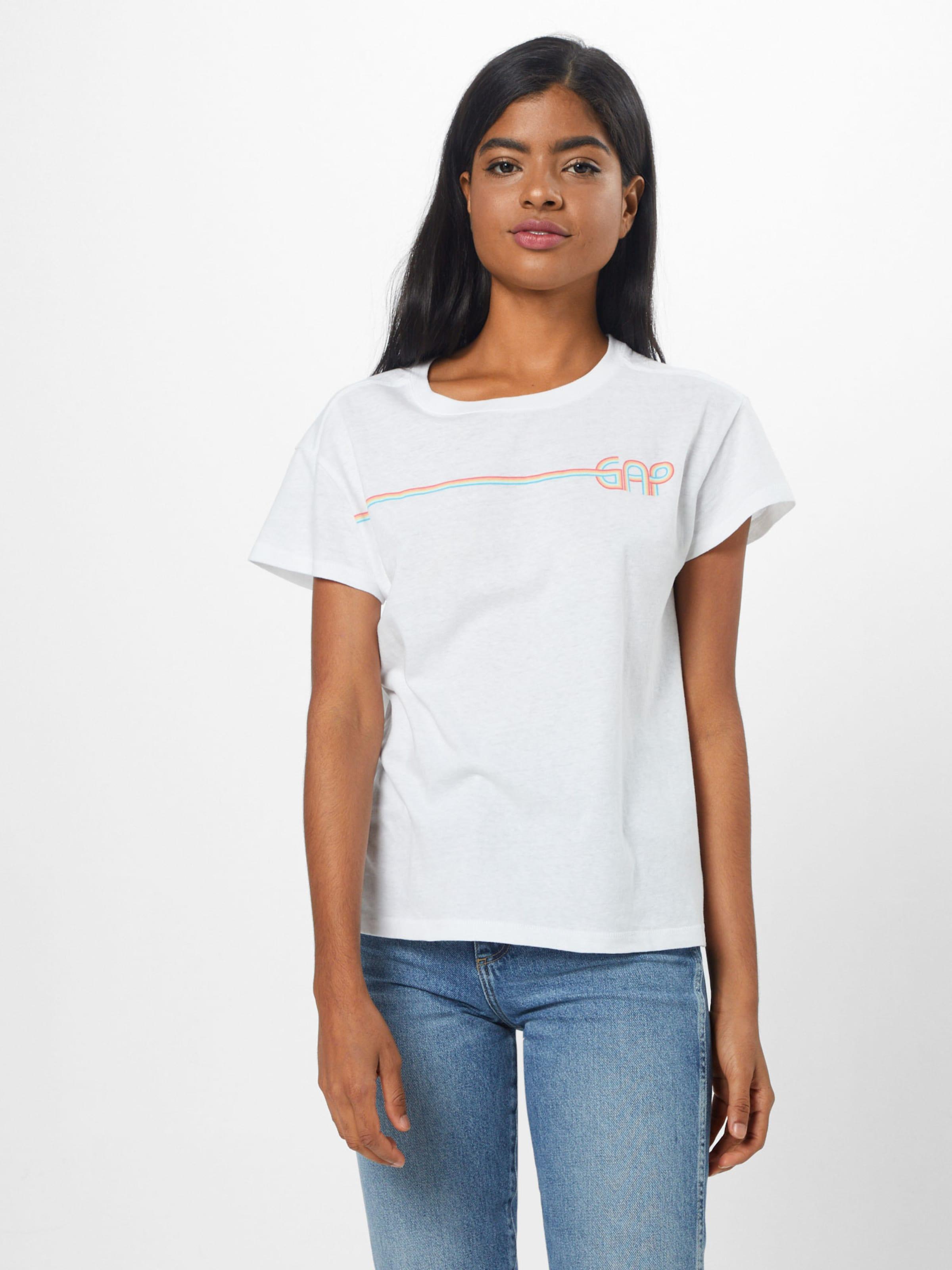 Gap Blanc T shirt T En En T shirt Gap Blanc Gap 7ybf6Yg