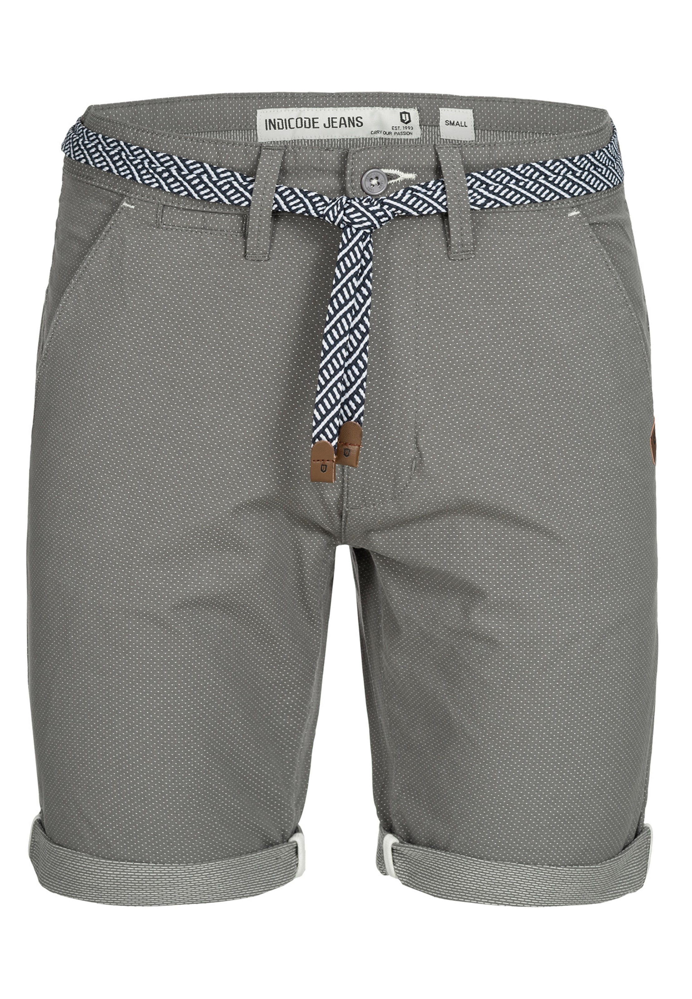 En Noir Jeans Pantalon Indicode 'acton' jR54AL
