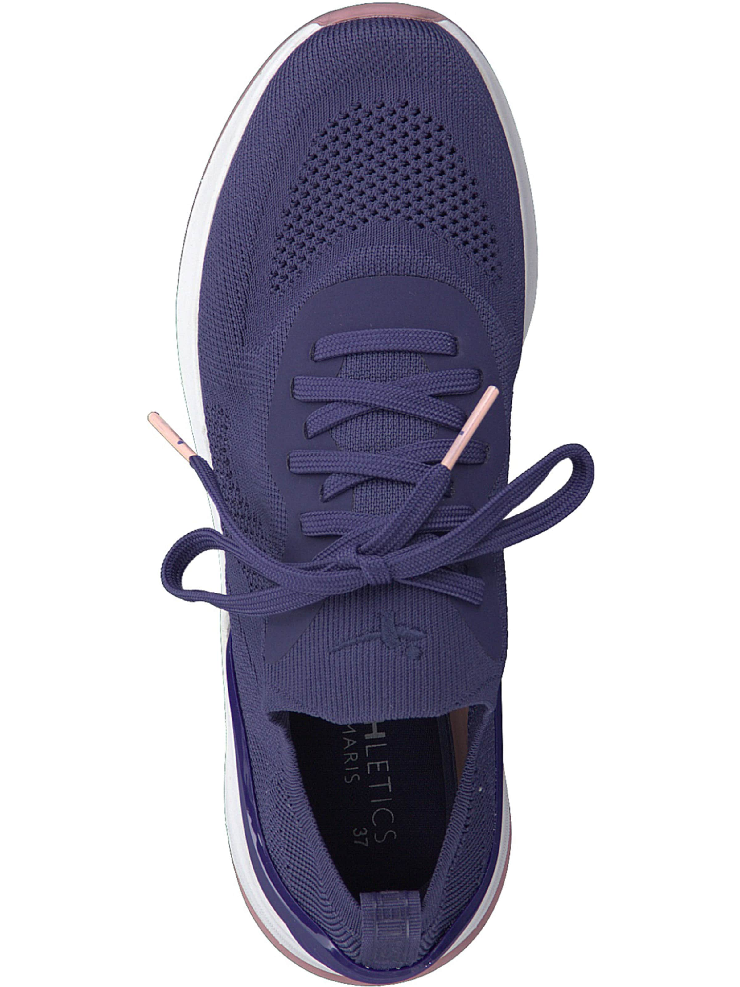 Baskets Bleu 'flyknit' En Basses Tamaris hrCtdsQ