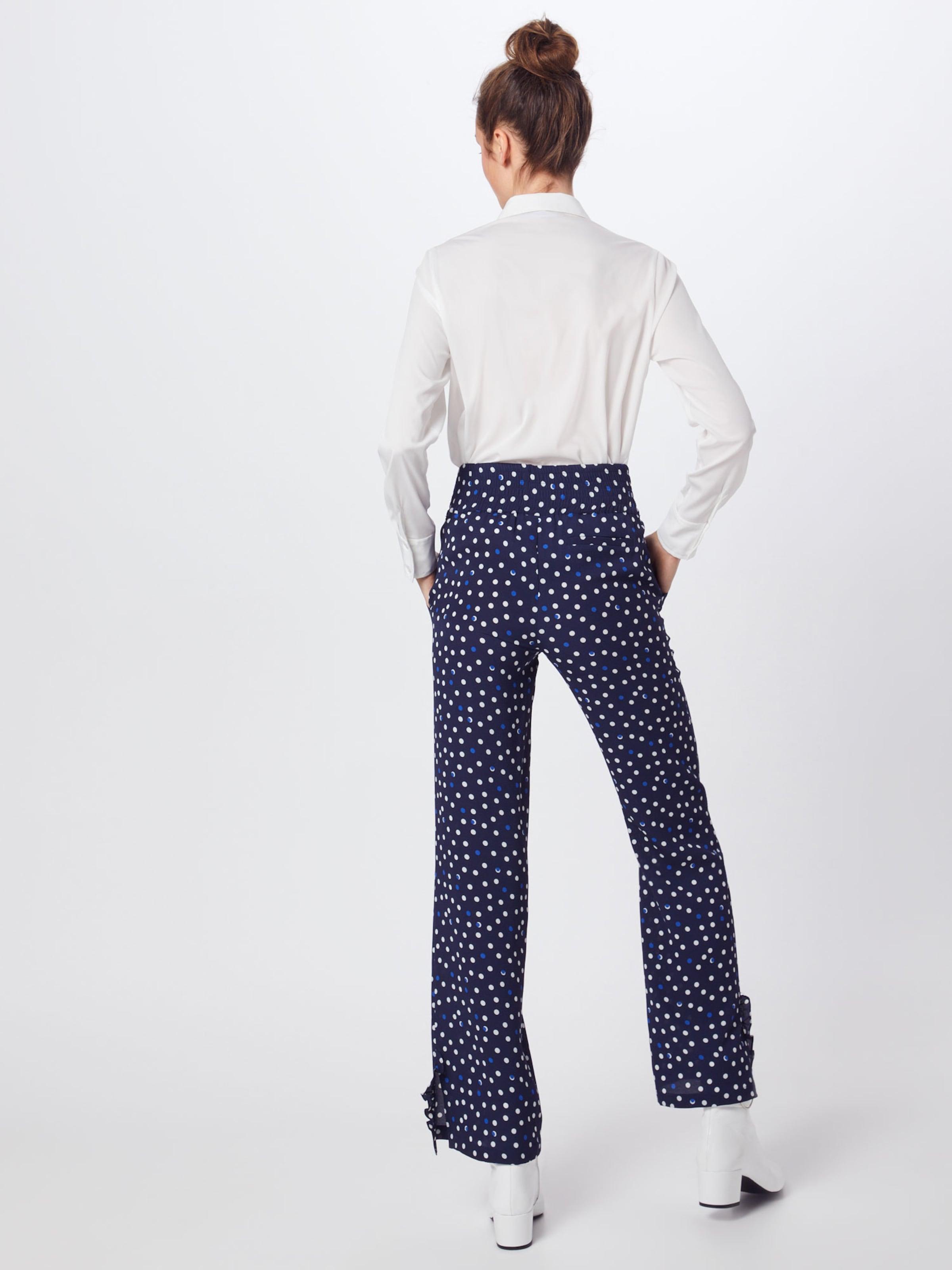 Pantalon En Label BleuBlanc 'thronson' Another UqMpSVz
