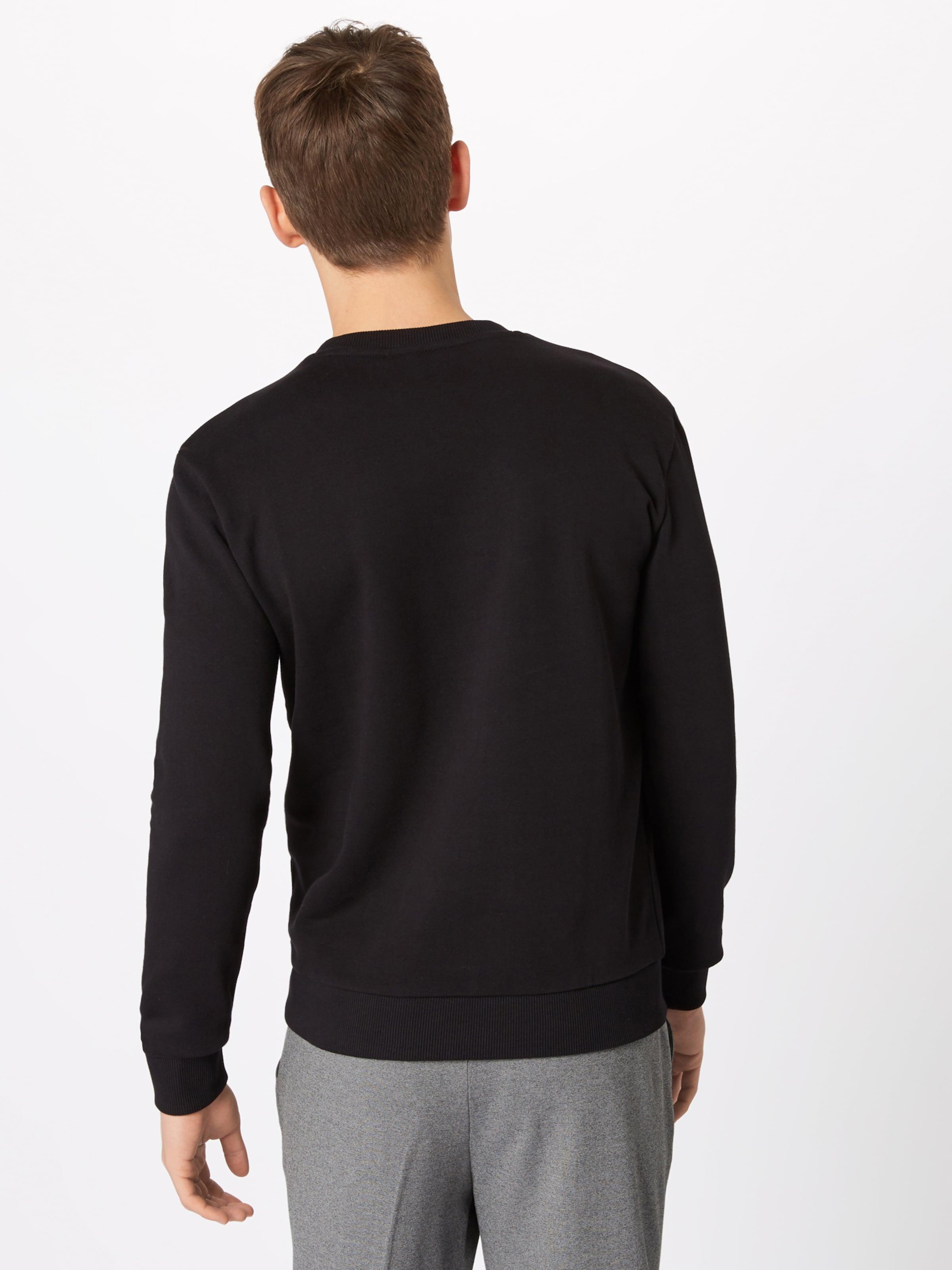 En Hugo Sweat shirt Noir u2' 'drick vNwnm08