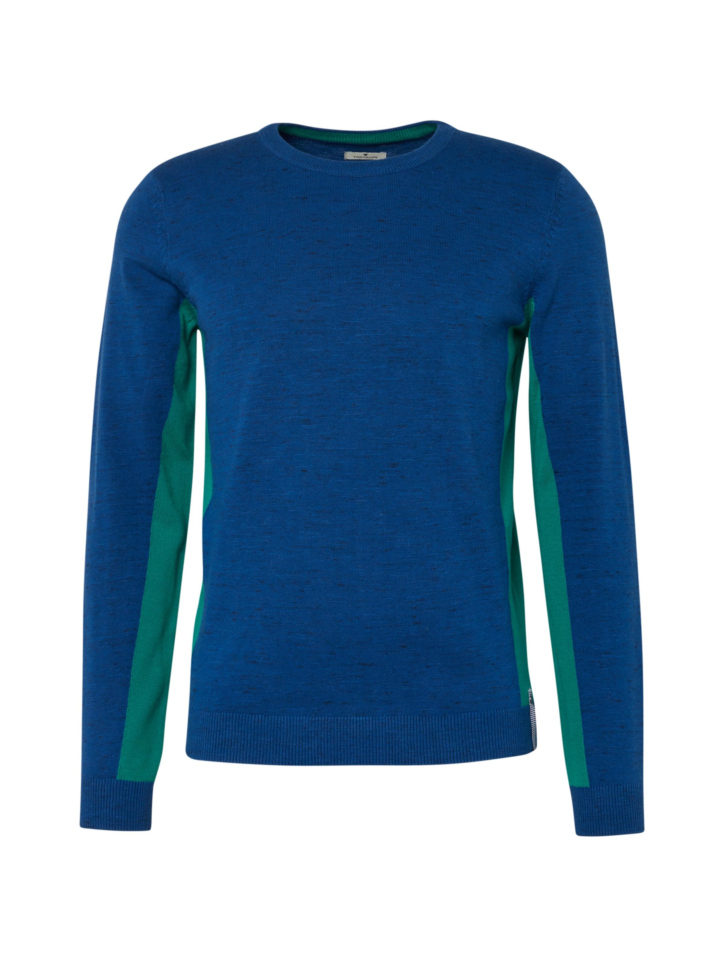 NavyGrün Sweatshirt In Sweatshirt Tom Tailor Sweatshirt Tom NavyGrün In Tailor In Tailor Tom EorxBQCWde