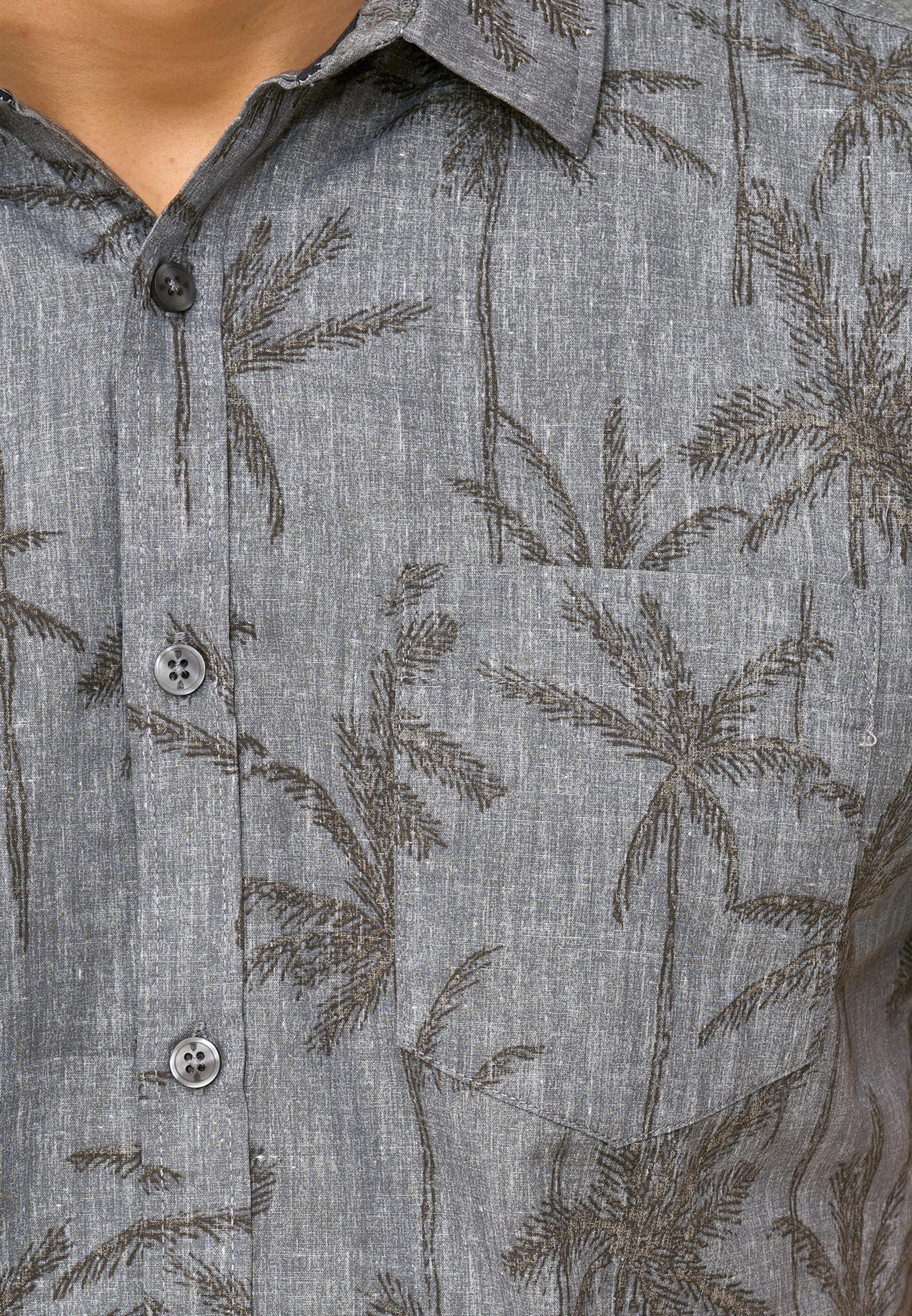 Pastel Chemise 'edith' En Bleu Indicode Jeans FuméVert O8Pnwk0