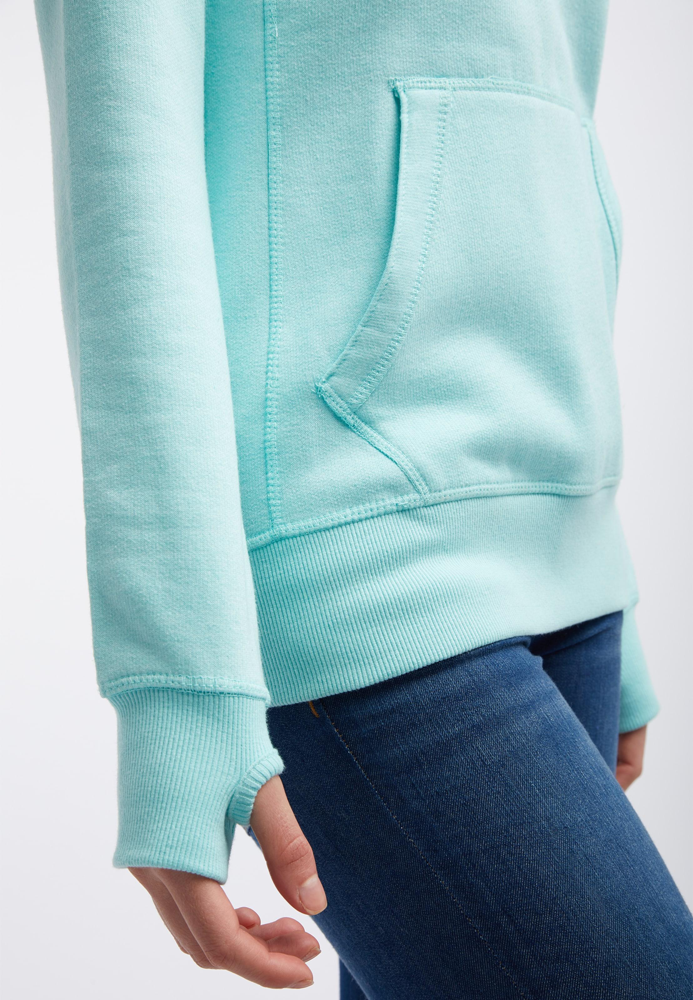 Mymo En Clair shirt Bleu Sweat oCBreWxd