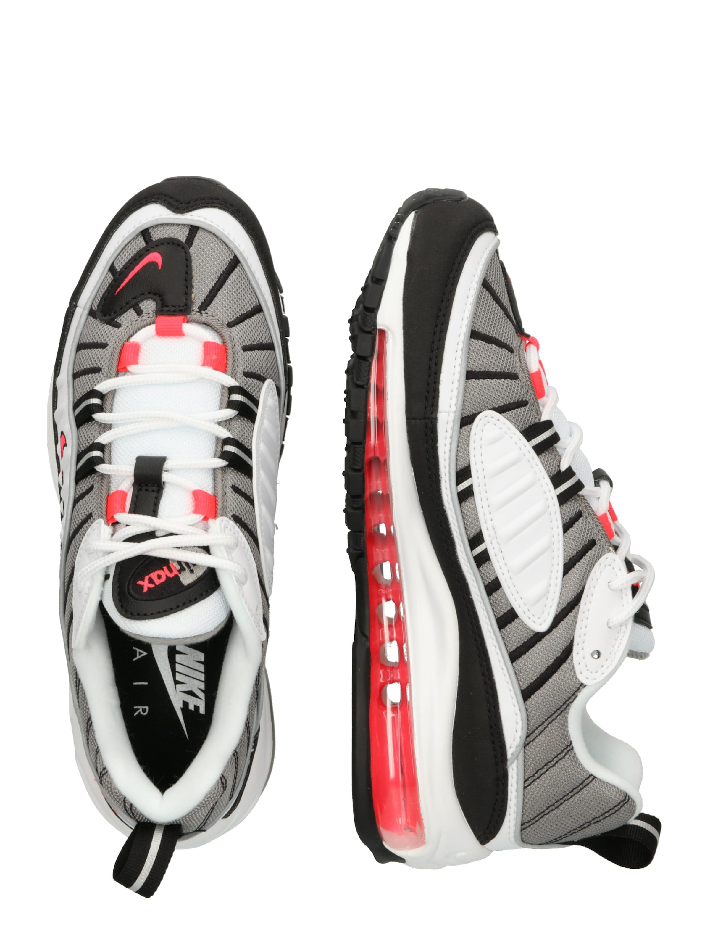 Baskets Max Blanc RougeNoir Nike Air Basses 'women's Shoe' Sportswear 98 En qMUzpSVG