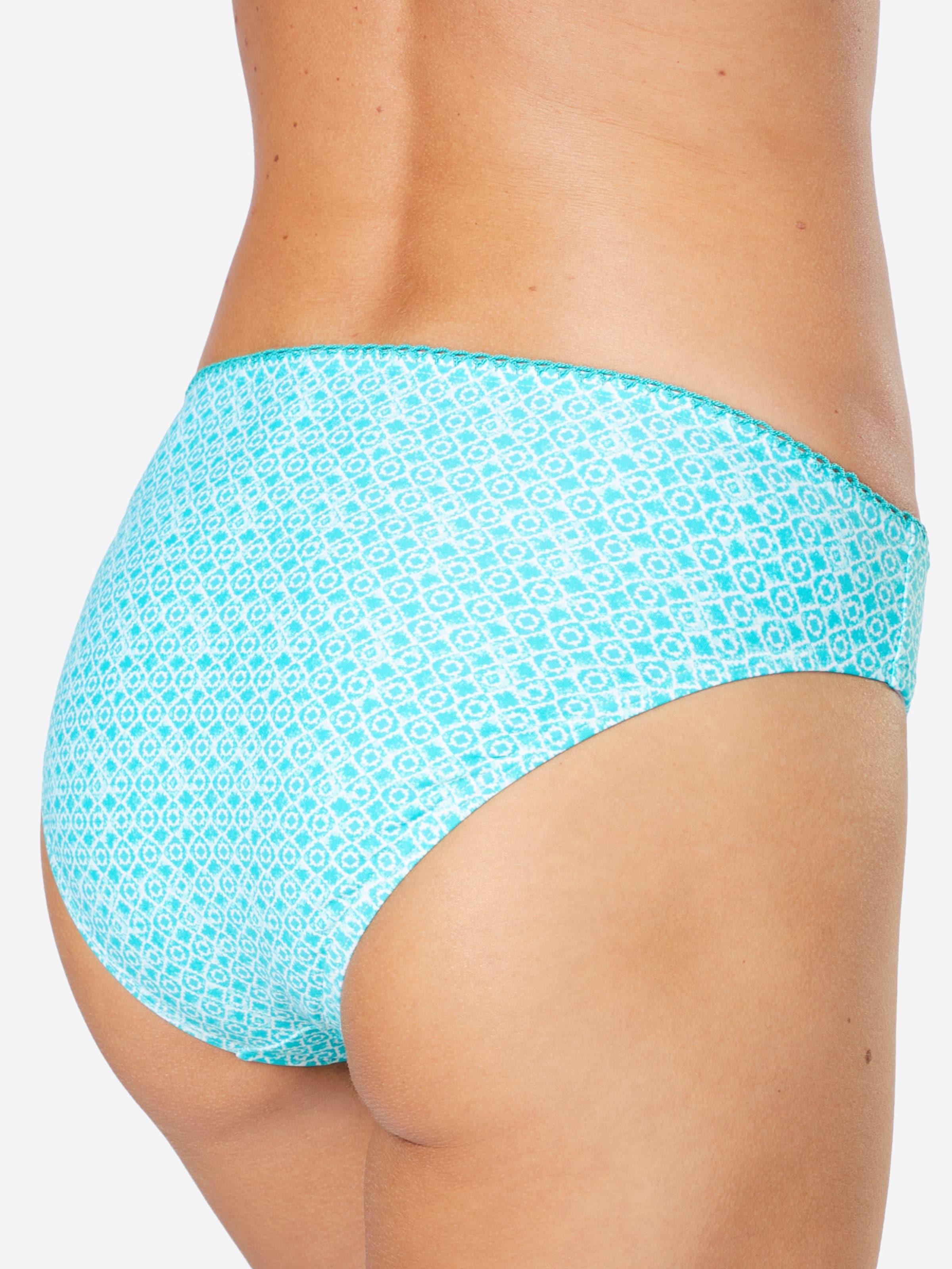 'sapphire En Bikini Bas Beach' TurquoiseBlanc Esprit De E2IYWDH9