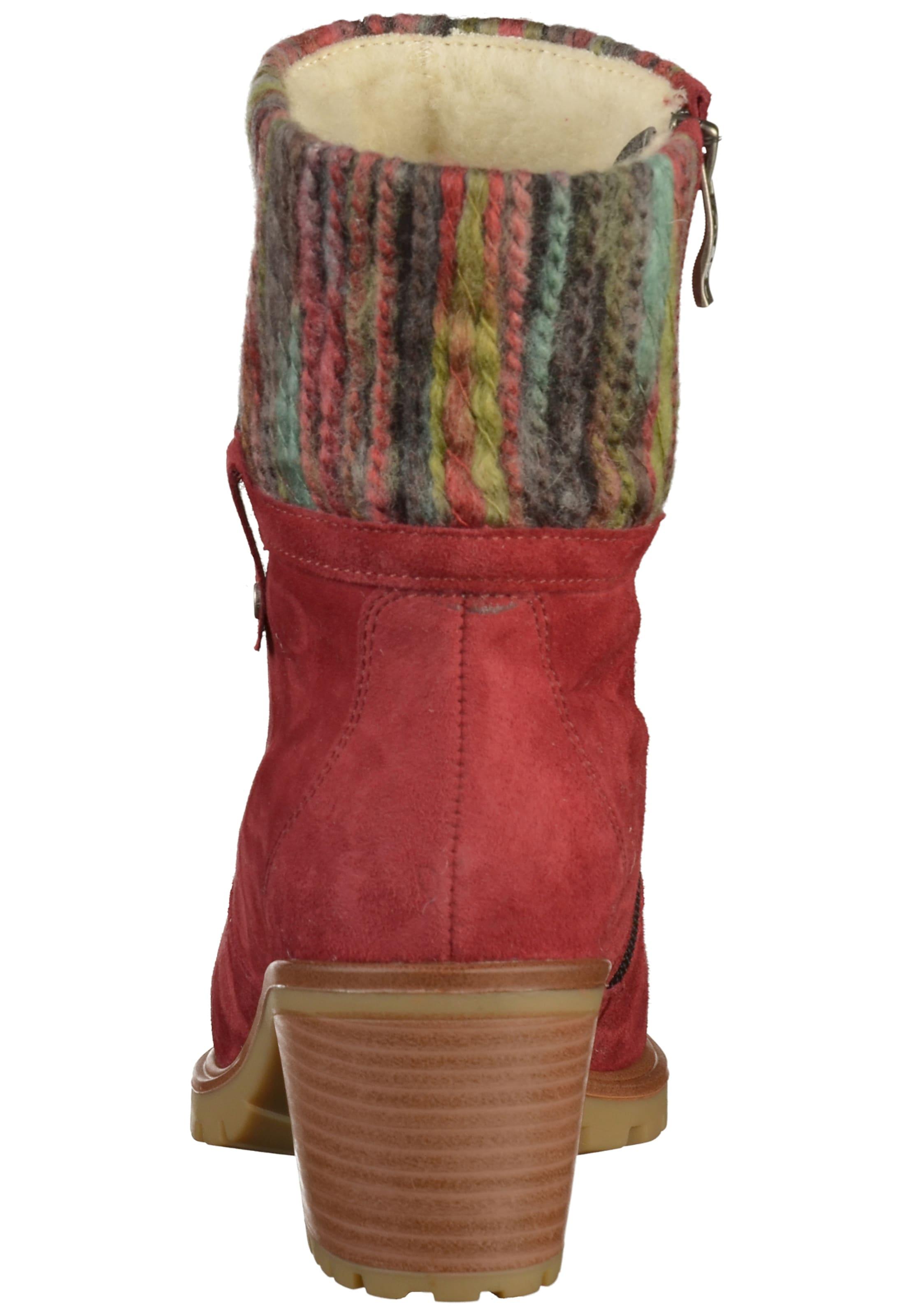 In Jenny Jenny Stiefel MischfarbenRot In MischfarbenRot Stiefel eHbYWED29I