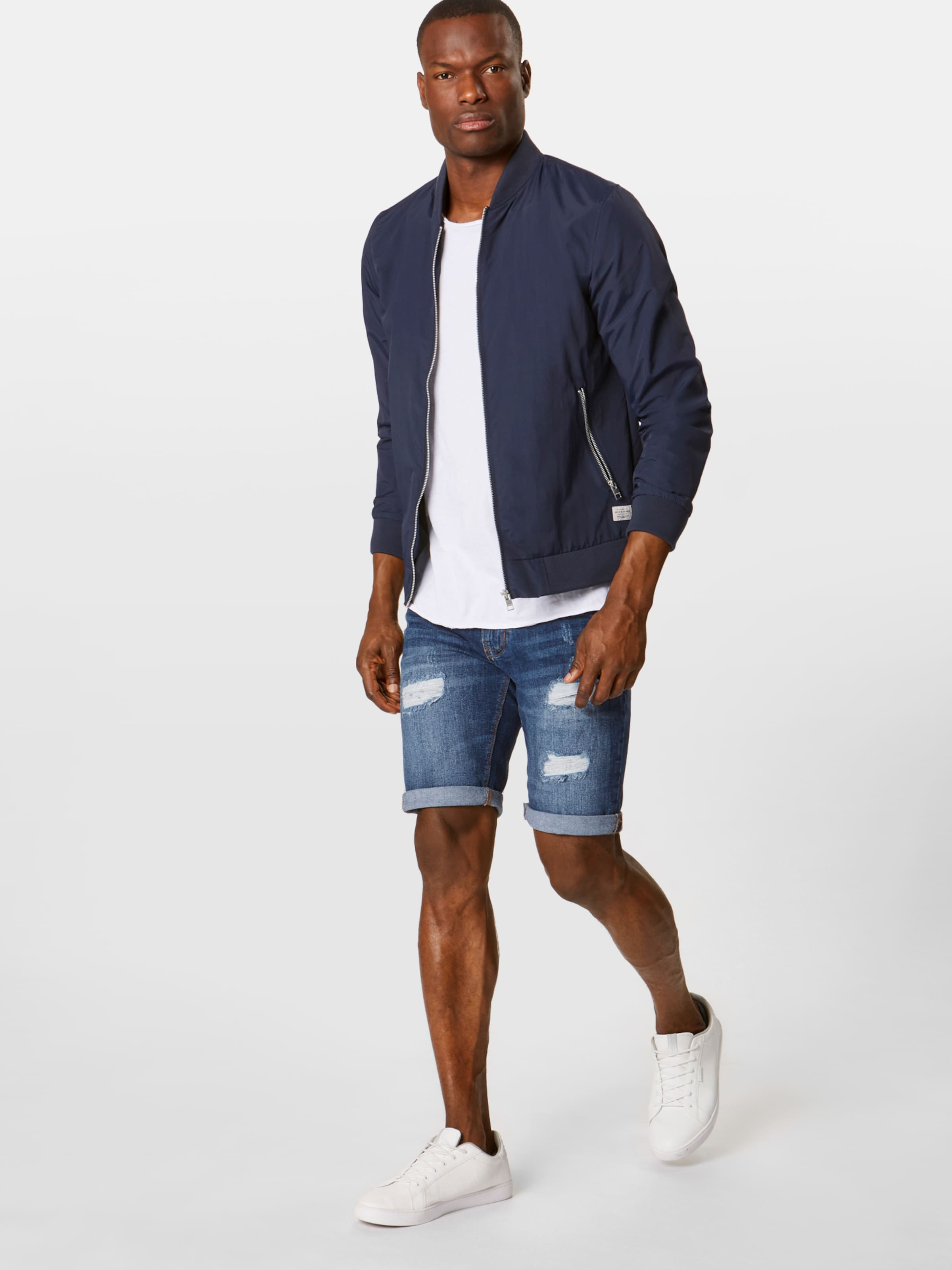 Jeans 'kaden En Denim Bleu Jean Holes' Indicode 1c3JTlFK