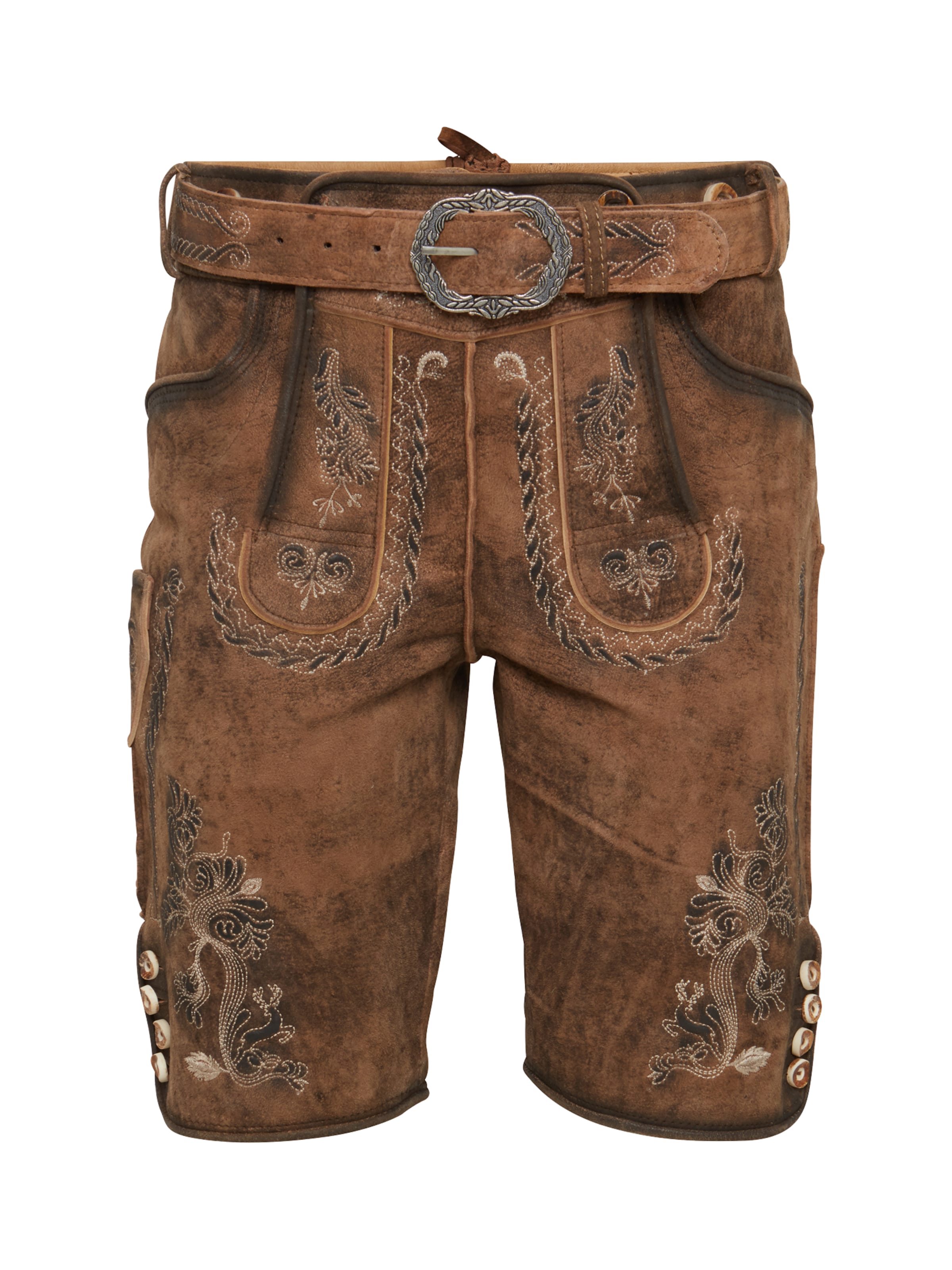 Folklorique Marjo 'samuel' En Pantalon Marron rdxeoWCB