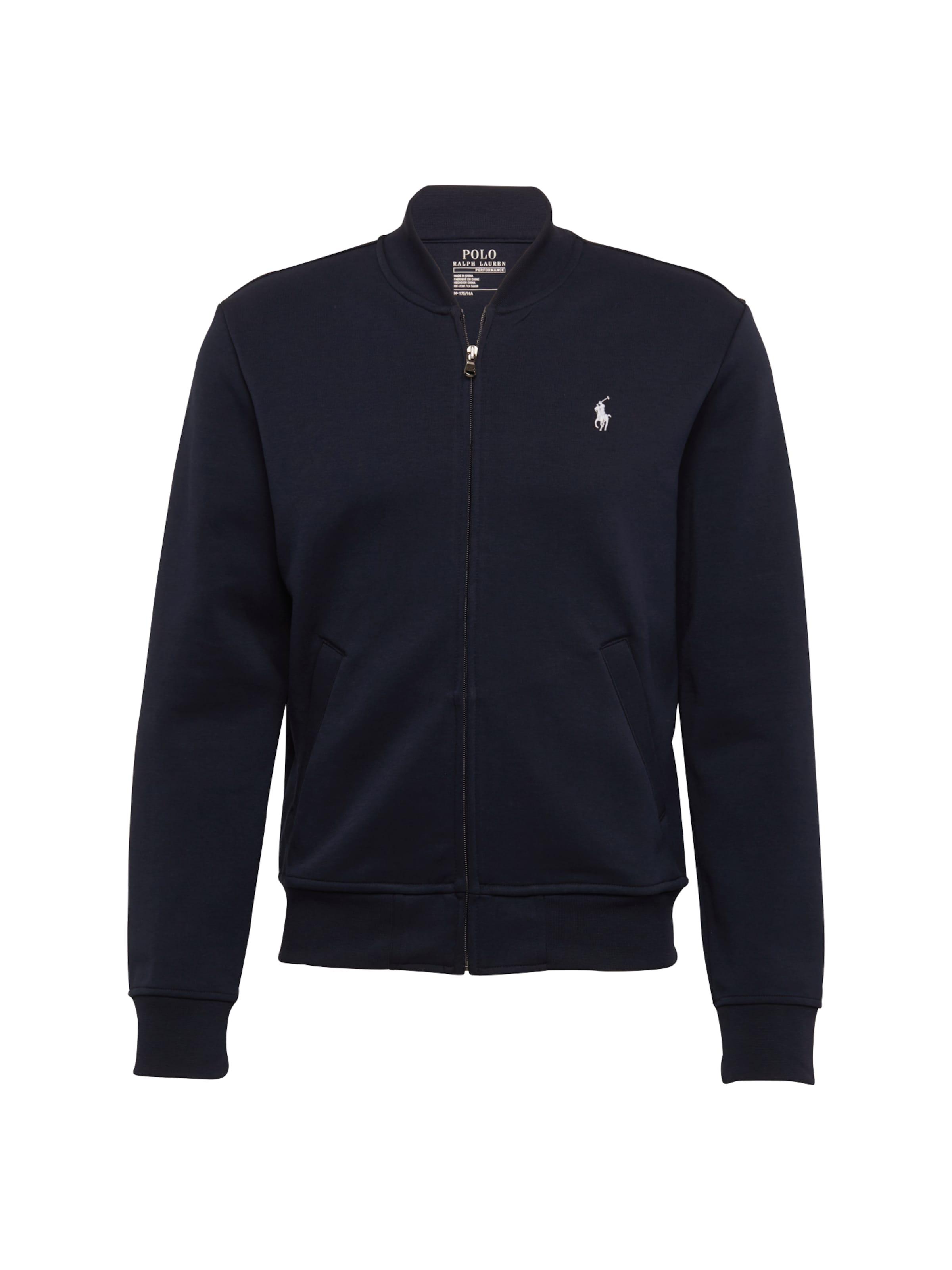 Ralph Survêtement long 'lsbomberm3 En De Sleeve knit' Marine Polo Bleu Lauren Veste N0wvnm8