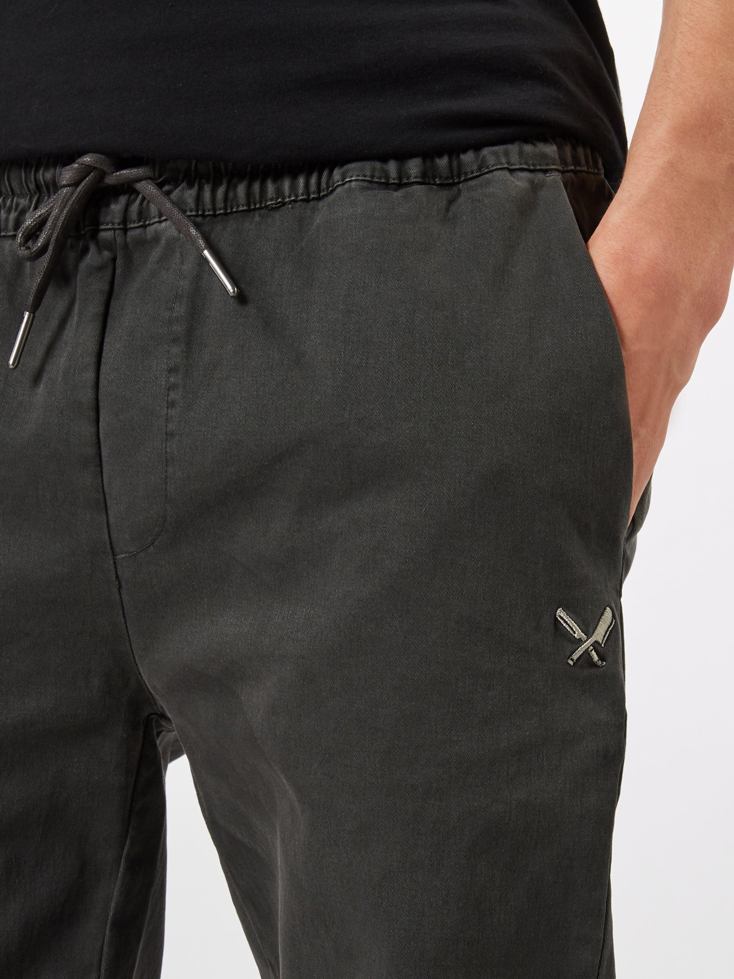 Distortedpeople 'classic' En Noir Pantalon En Distortedpeople Pantalon 'classic' Noir xoedWBCr