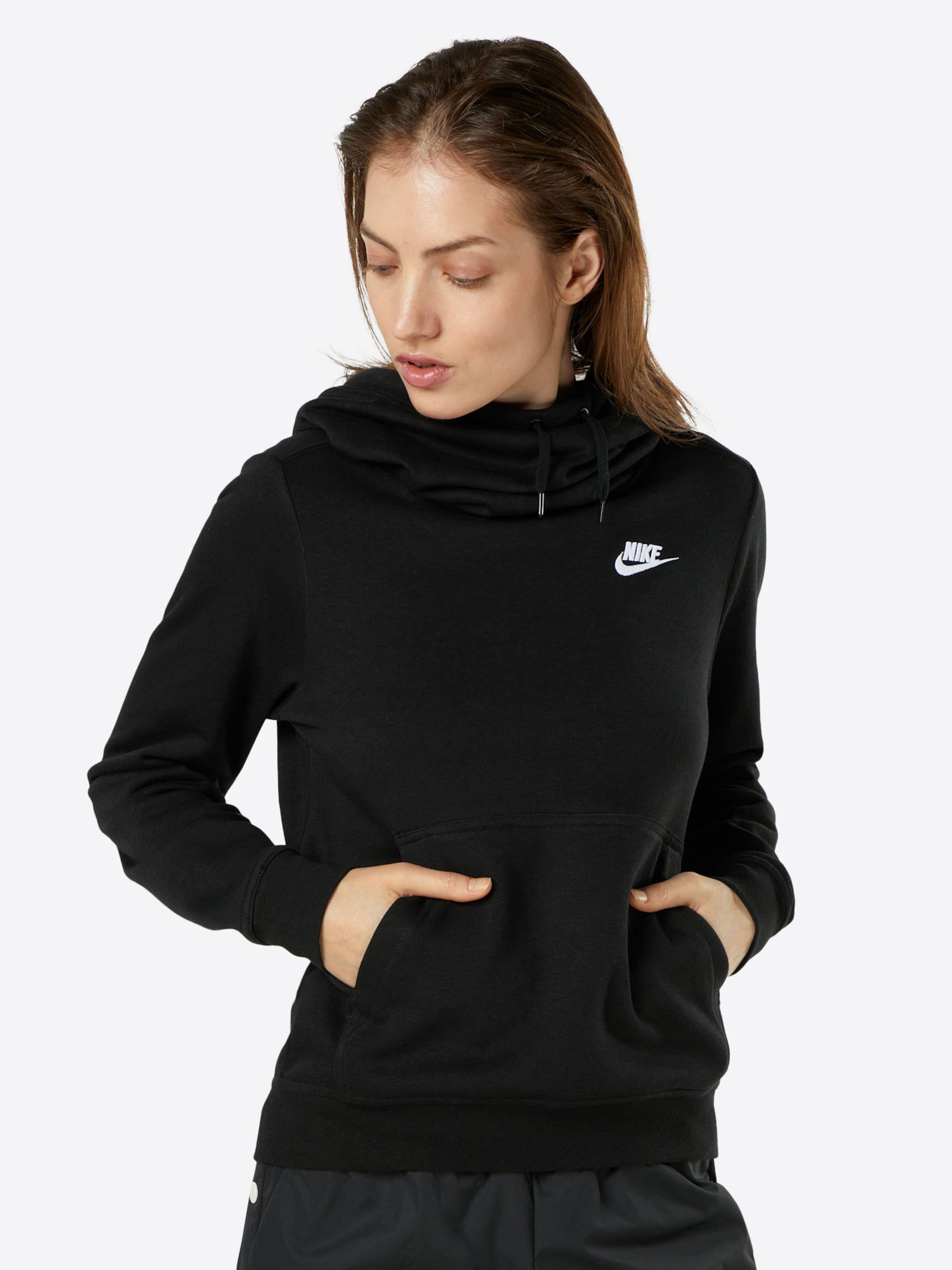 Sportswear Nike En Sweat shirt GrisBlanc K3FJT5lcu1