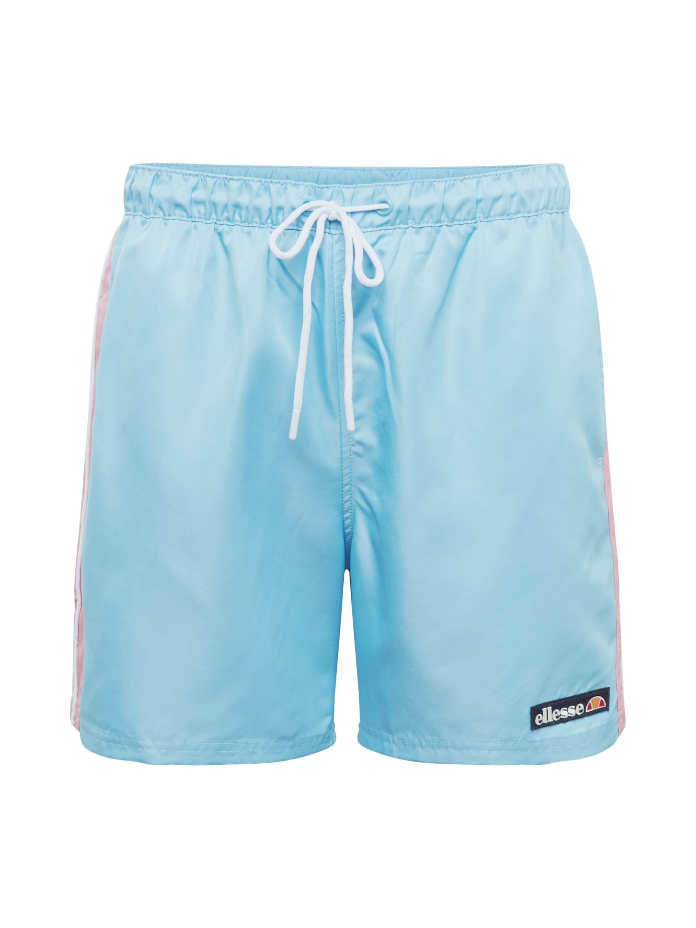 Ellesse Pantalon 'apiro' MarineBlanc En Bleu ucF1TlKJ3