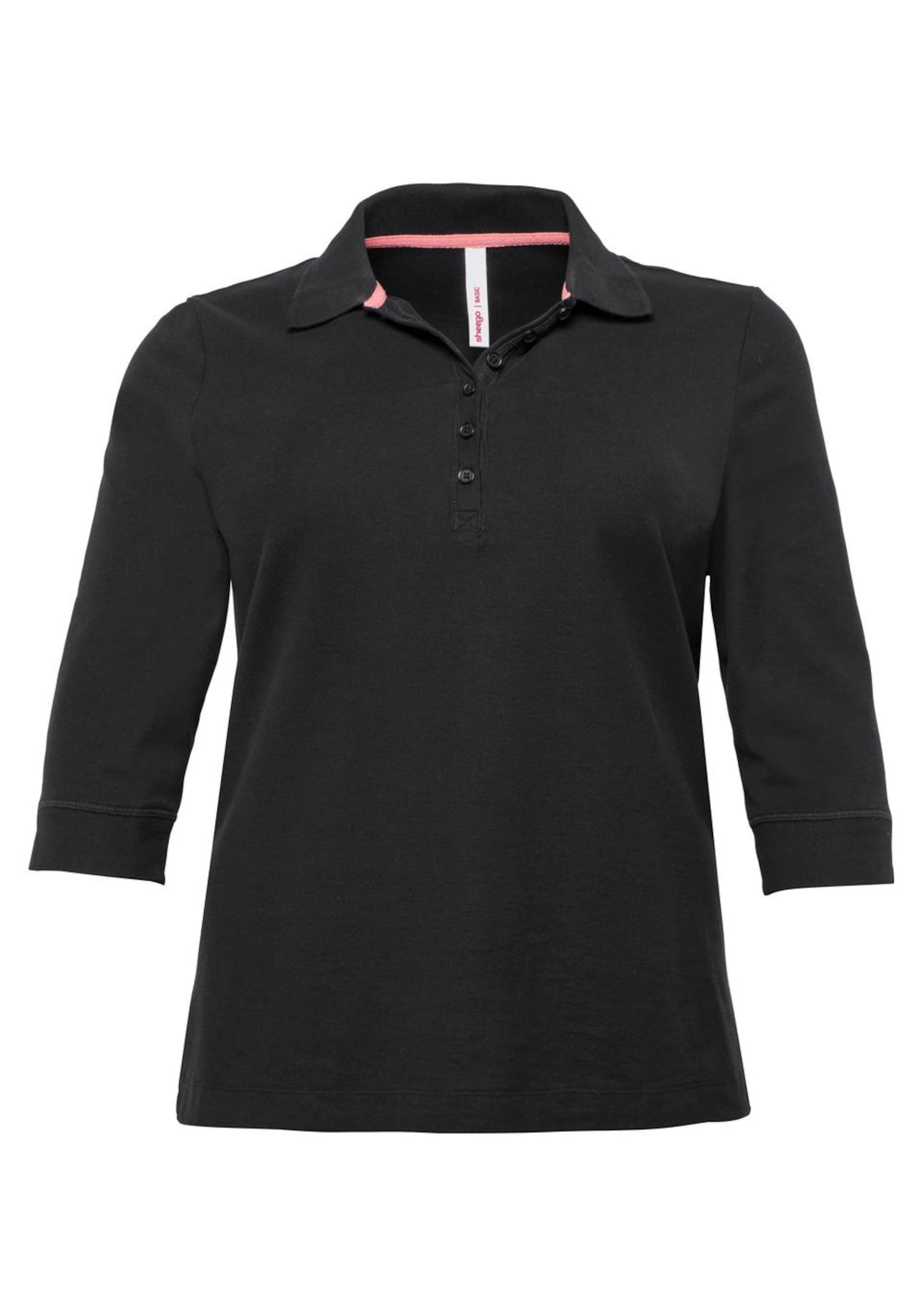 Schwarz Sheego Basic shirt In T nPk8wO0