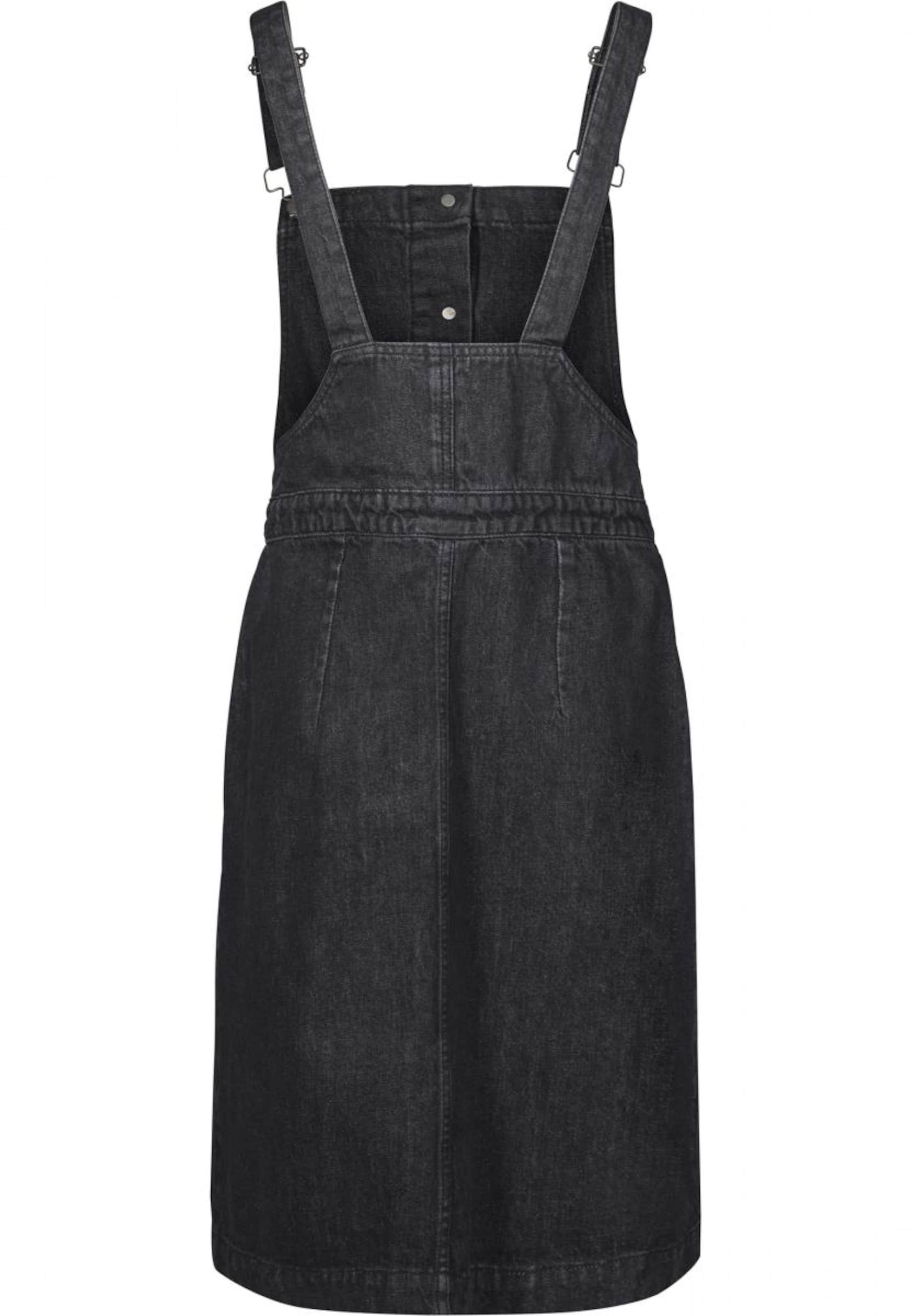In Classics Urban Denim Black Dungarees Dress 8NwPkn0OX