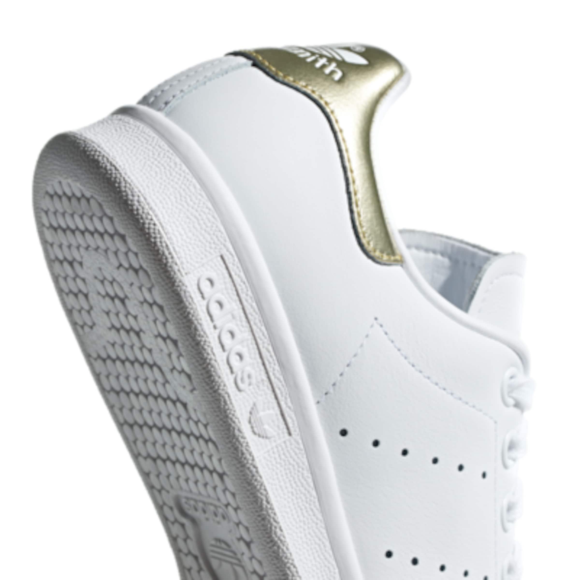 Baskets Adidas OrBlanc Basses En Originals 'stan Smith' USzVpqMG
