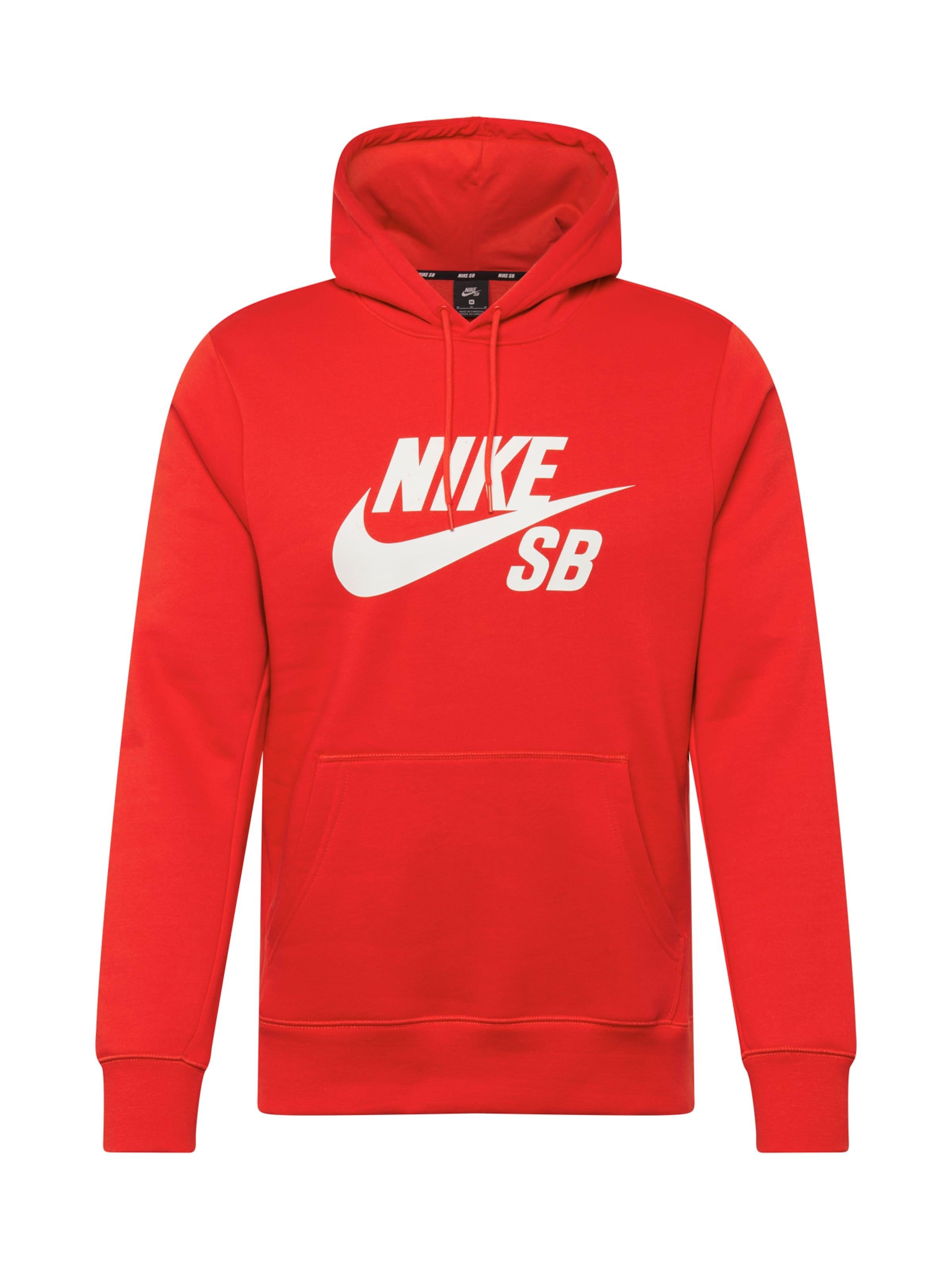 En Sweat Sb shirt RougeBlanc Nike DY9eW2EHI