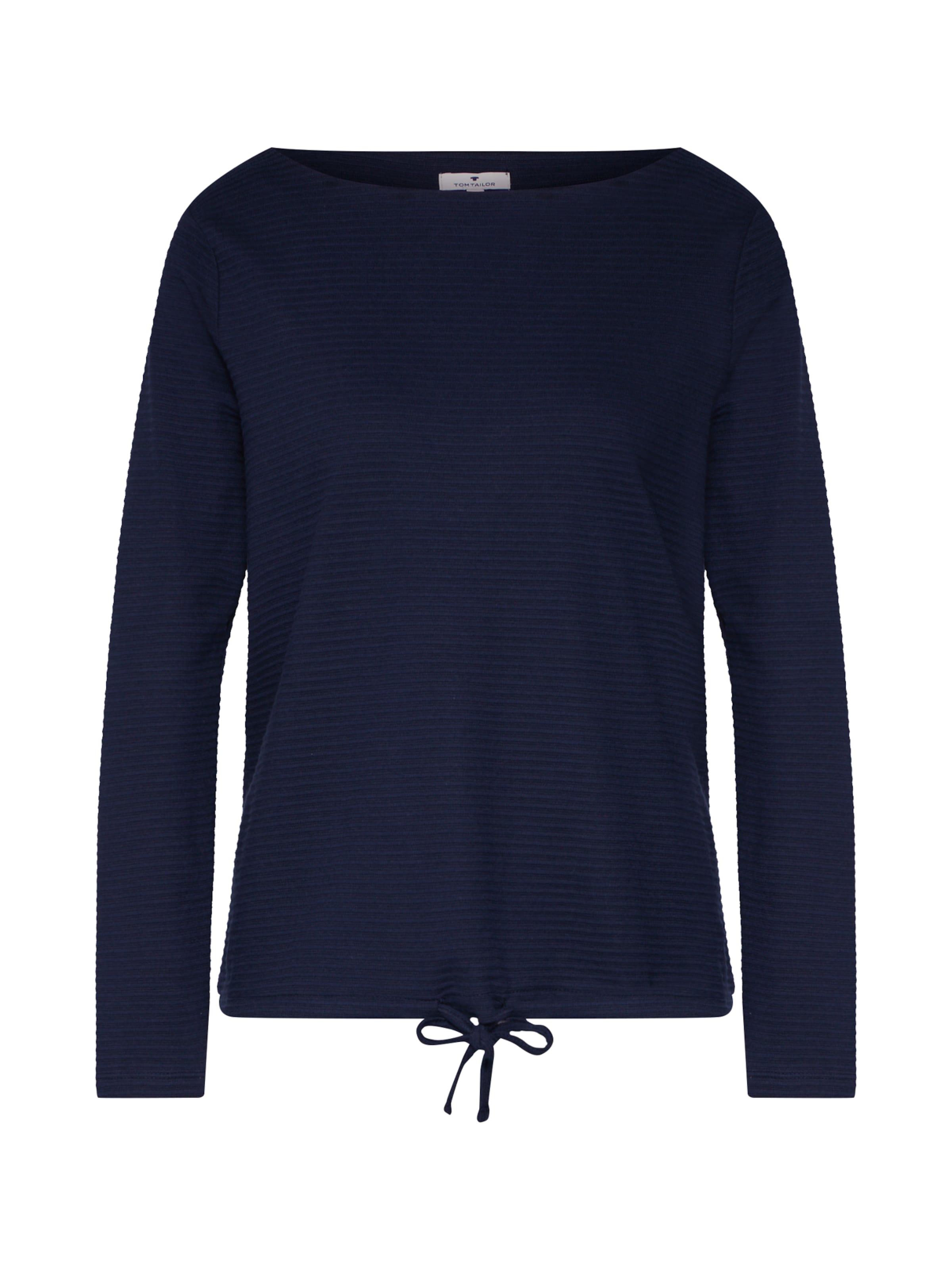 Sweat Tailor En Foncé Tom Bleu shirt 4qjAL35R