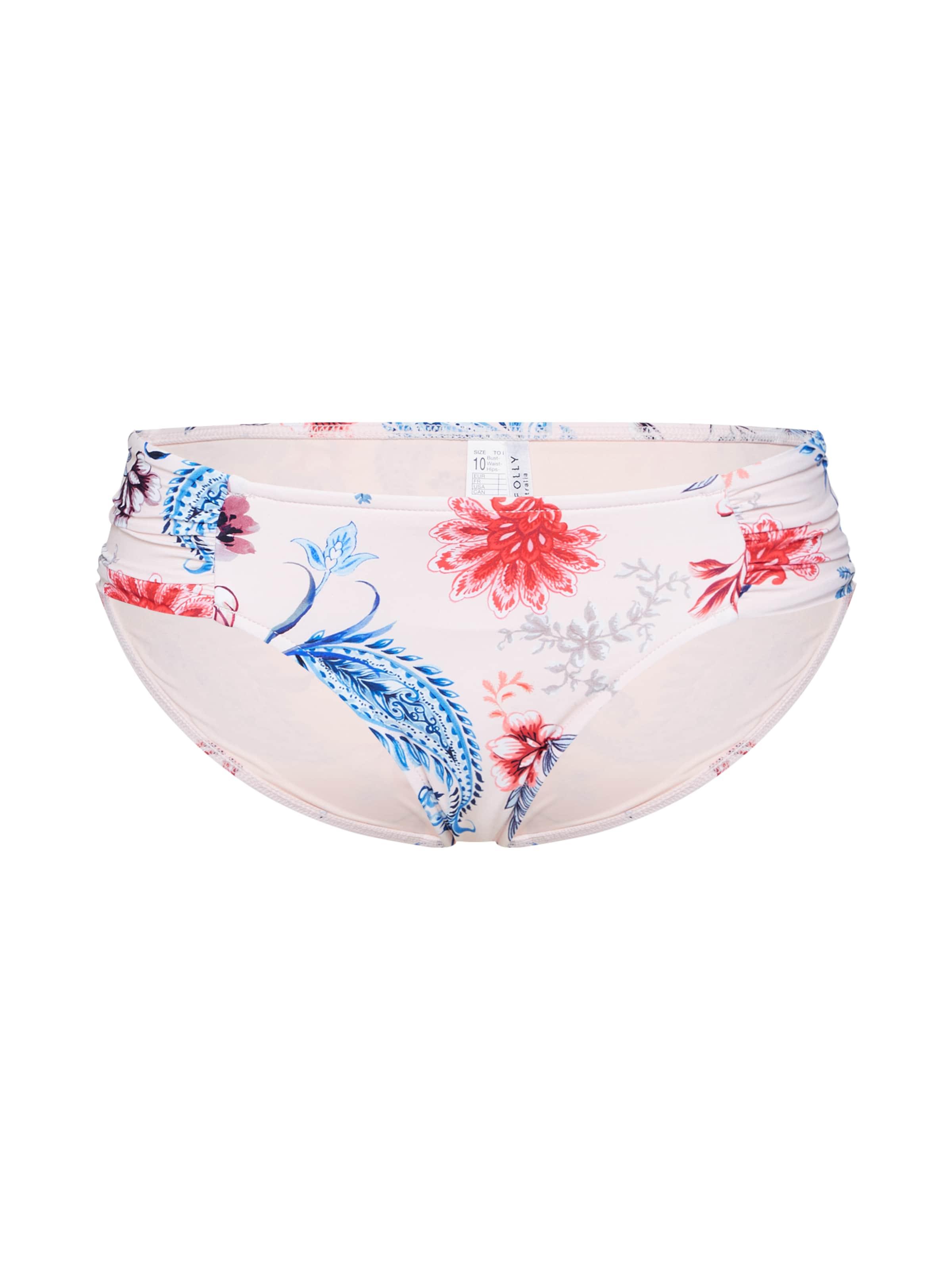 'ruched En Side De Mélange Seafolly Bikini Retro' CouleursRose Bas 5A3L4qScRj