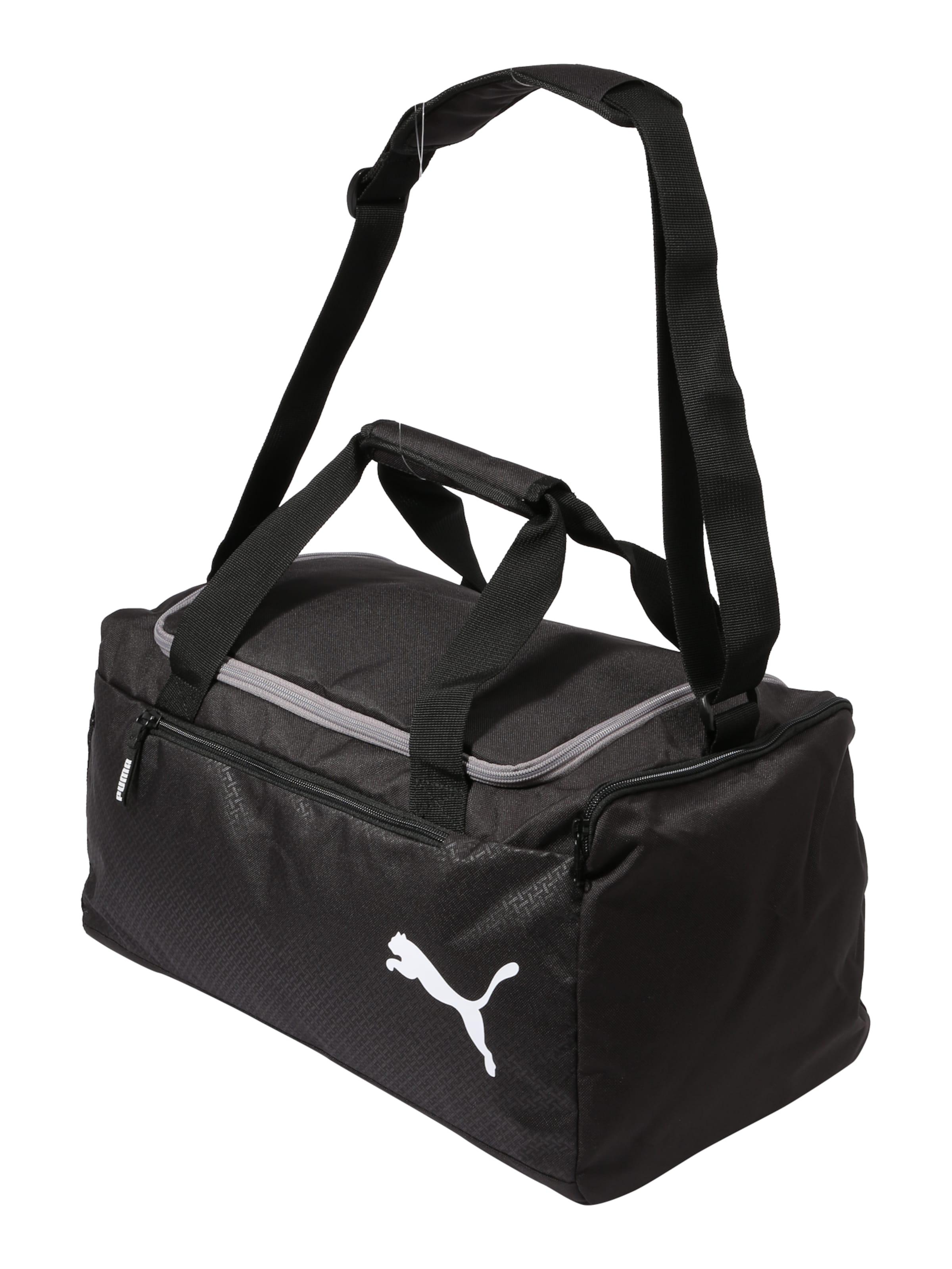 Puma 'fundamentals S' Sports En Sport Noir Sac De k8wX0nOP