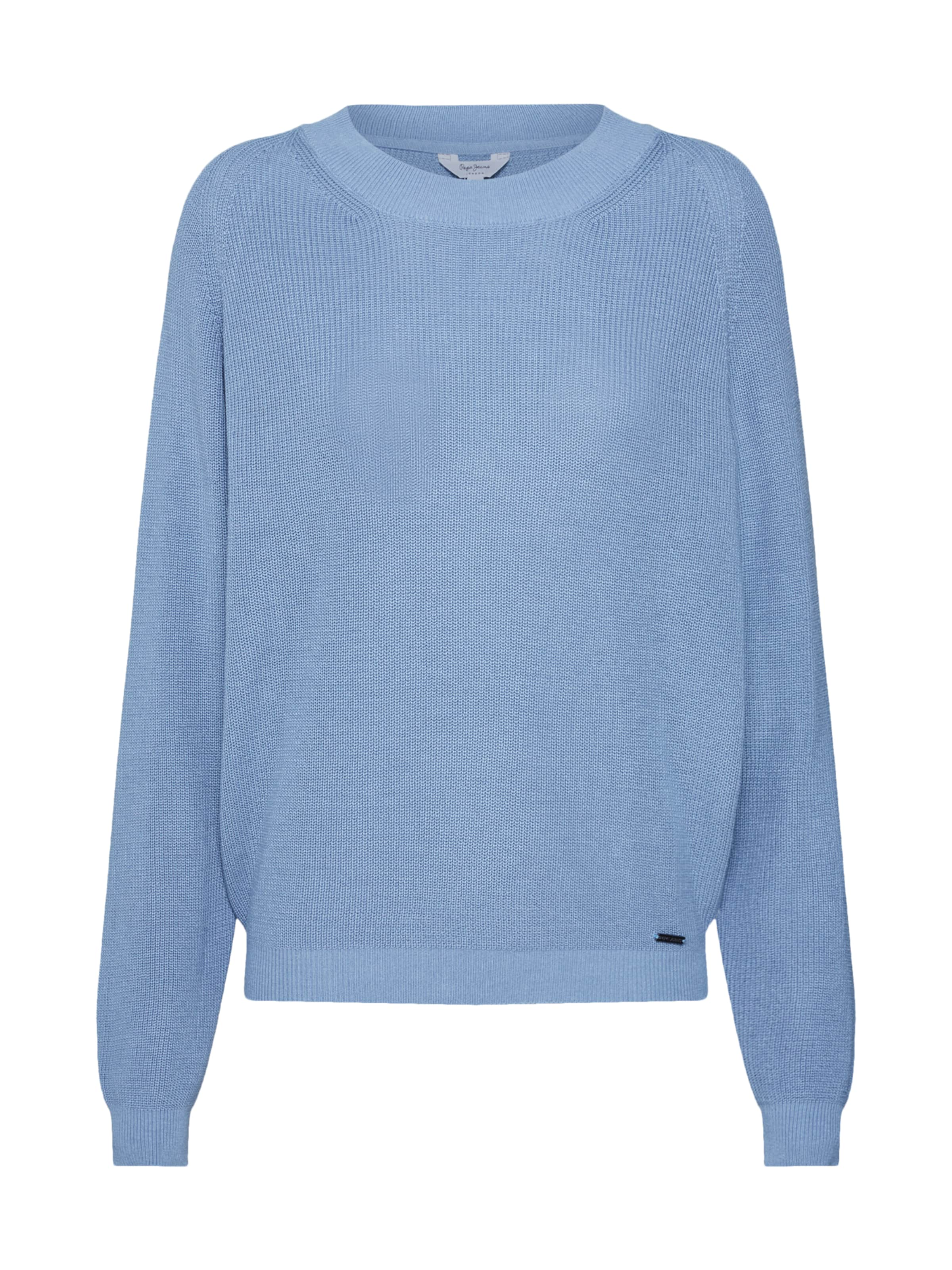 Jeans Pepe Blau Pullover In 'papillon' OPTkZiXuwl