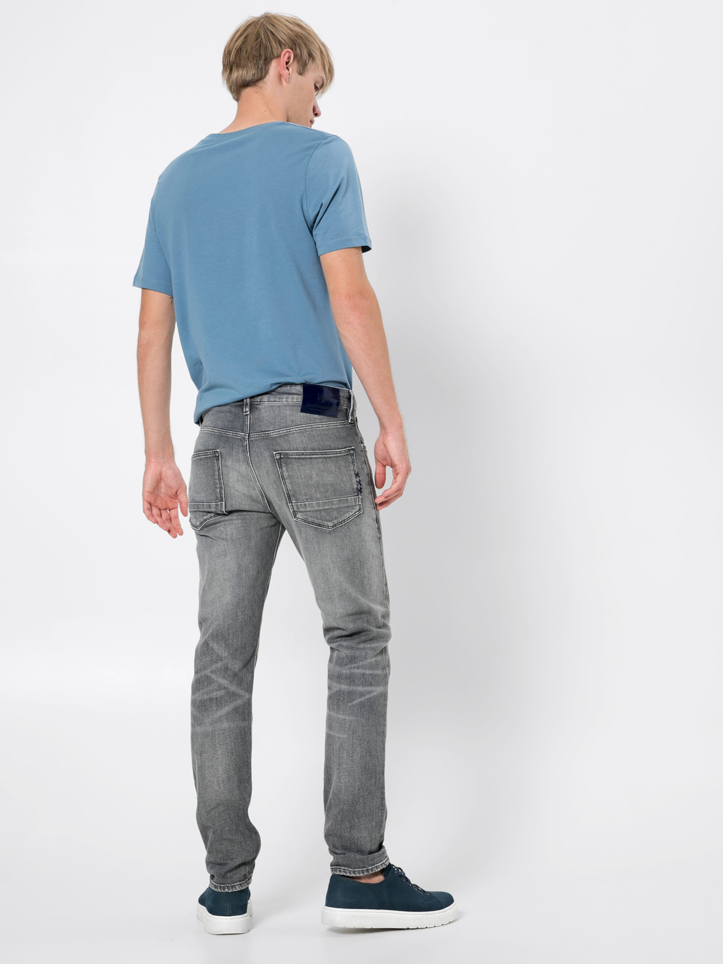 Denim Jean Gris Peak' En Soda Scotchamp; 'tyeIce rdhCQts