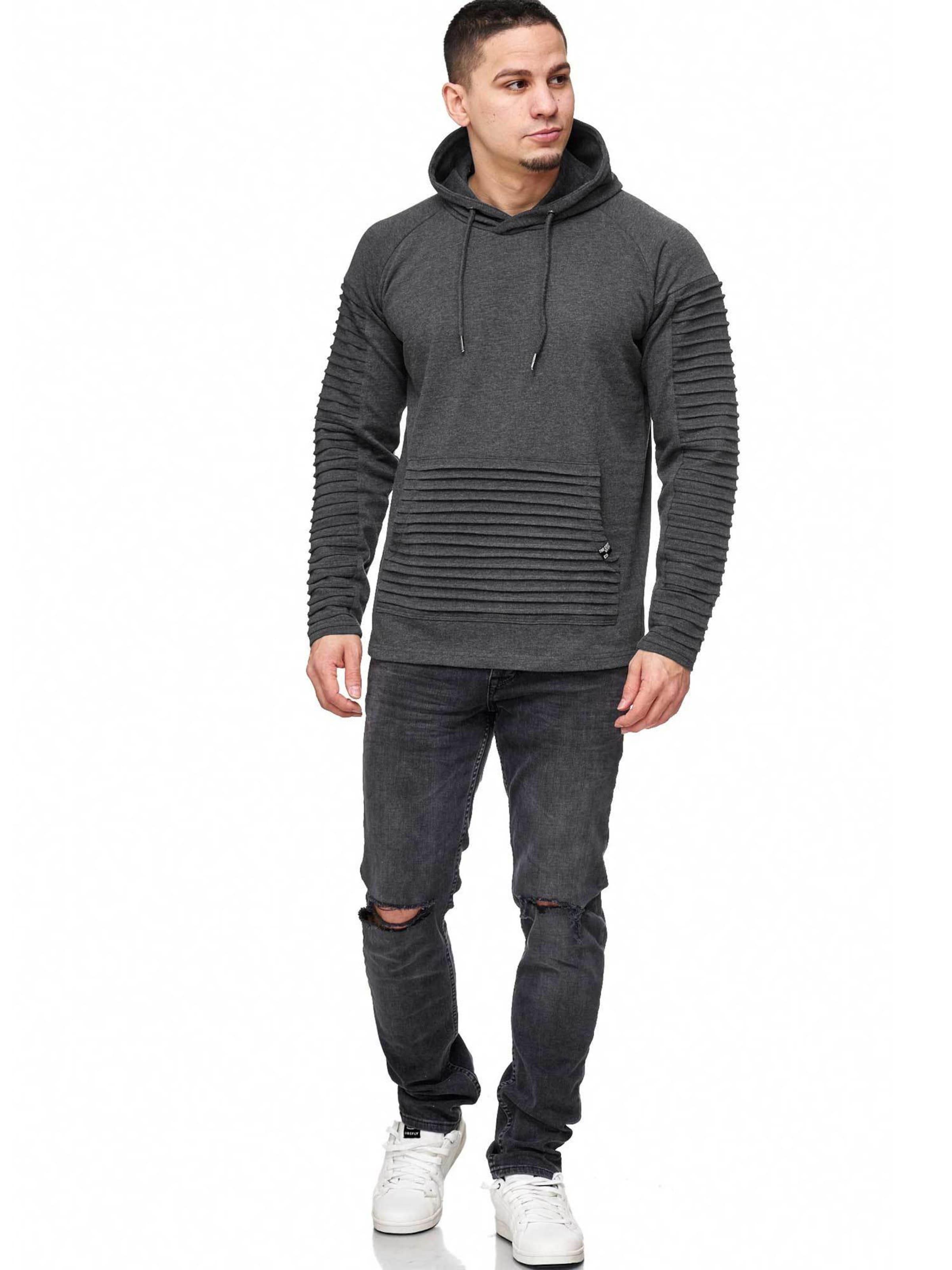 Jeans Sweat 'lewisville' Noir Indicode En shirt T13uKJclF