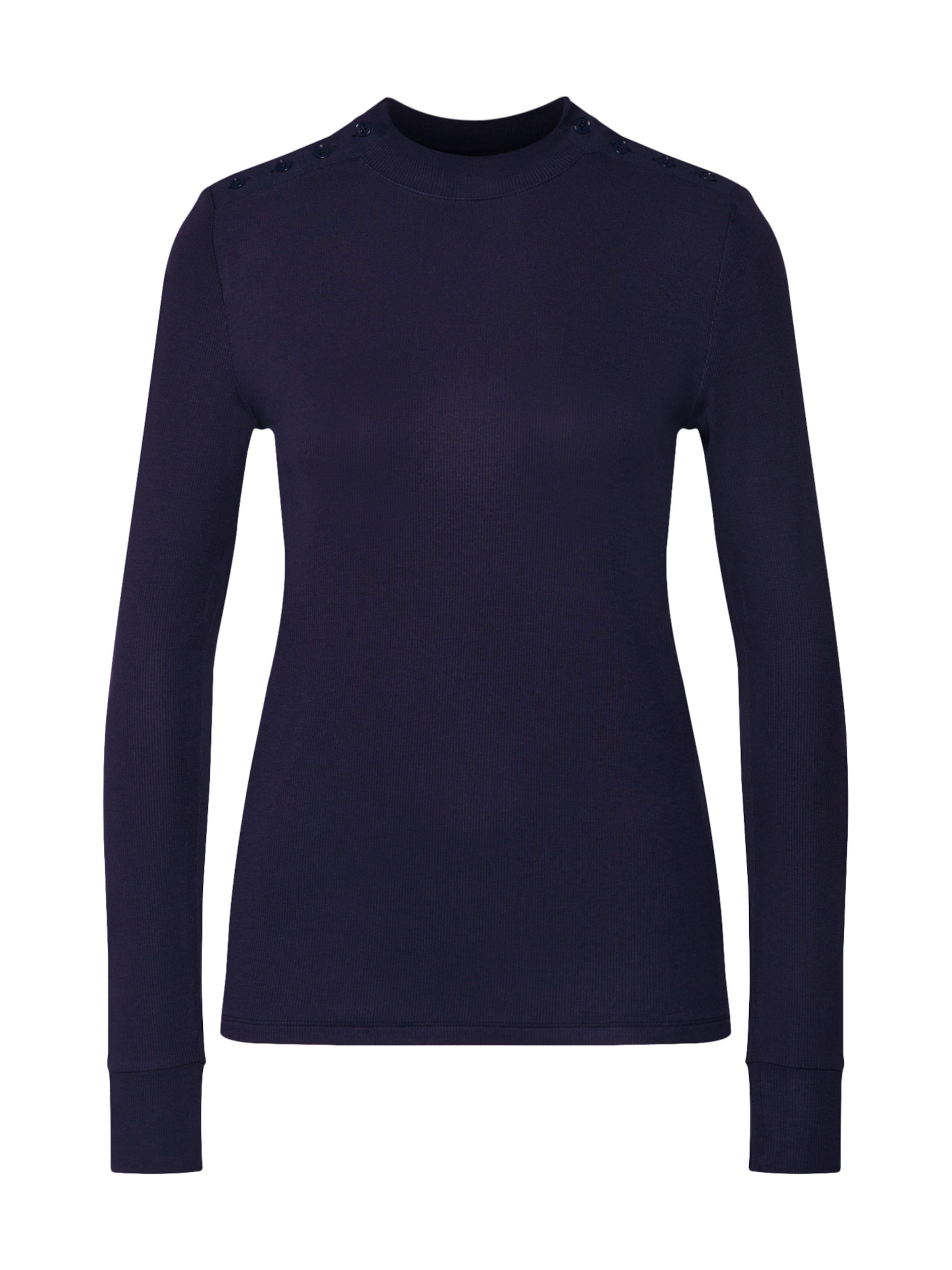 Bttn Tee' T Gap shirt 'ls Bleu Shldr Marine En N8wymnO0v