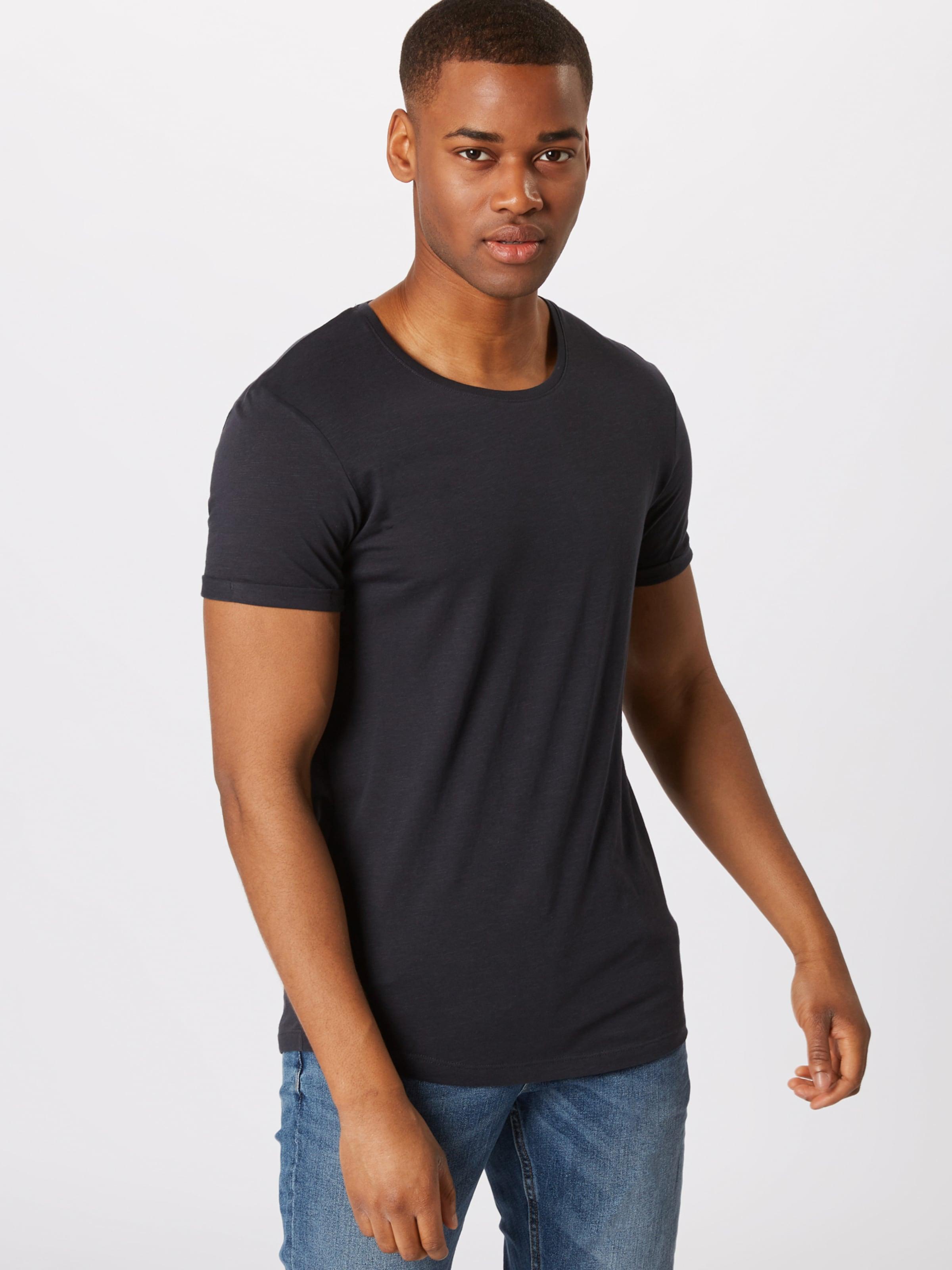 En By shirt Edc Esprit Anthracite T XuTOiwPZlk