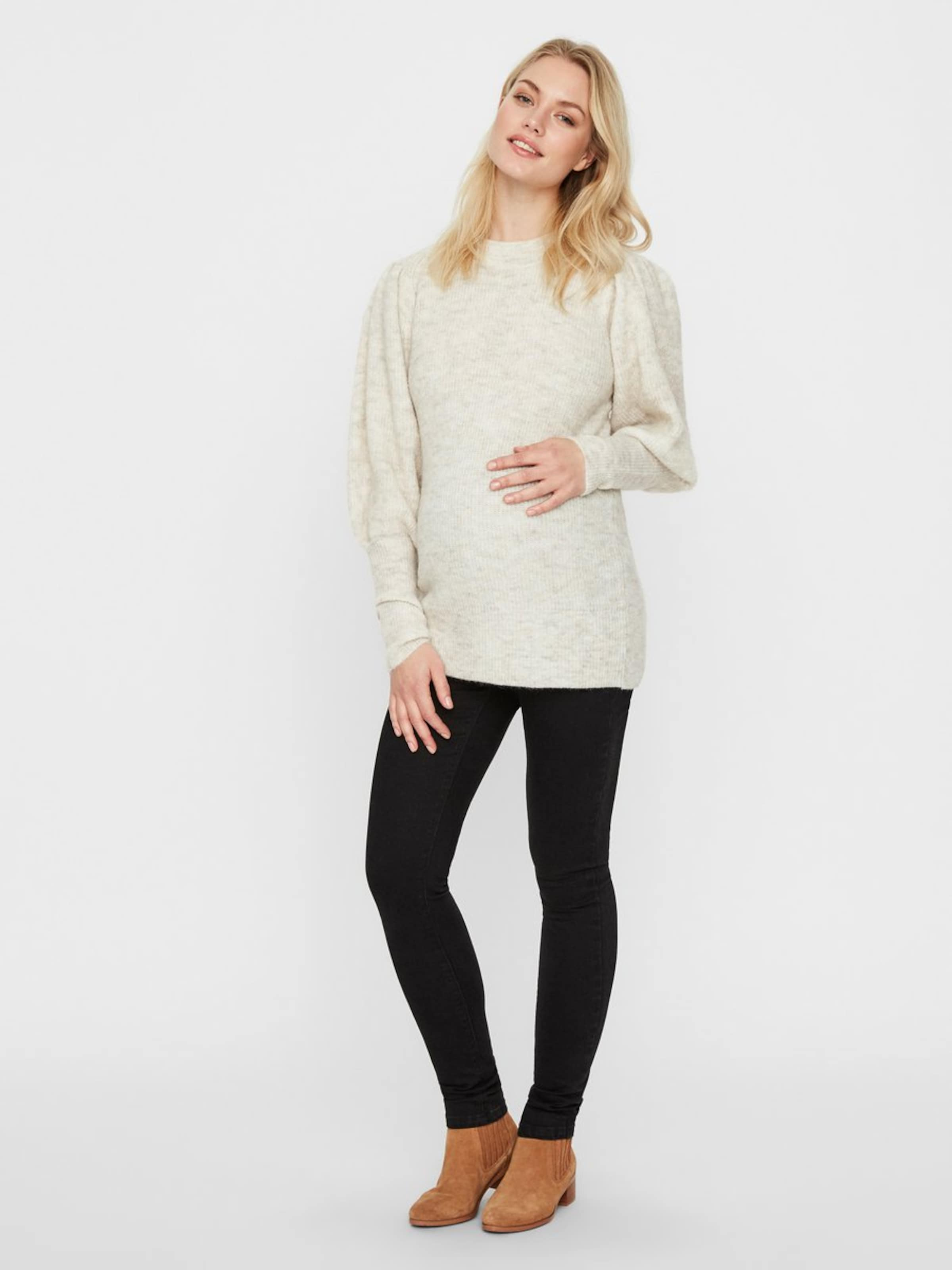 Creme Umstandsbluse In Mamalicious In Mamalicious Umstandsbluse RA45jL