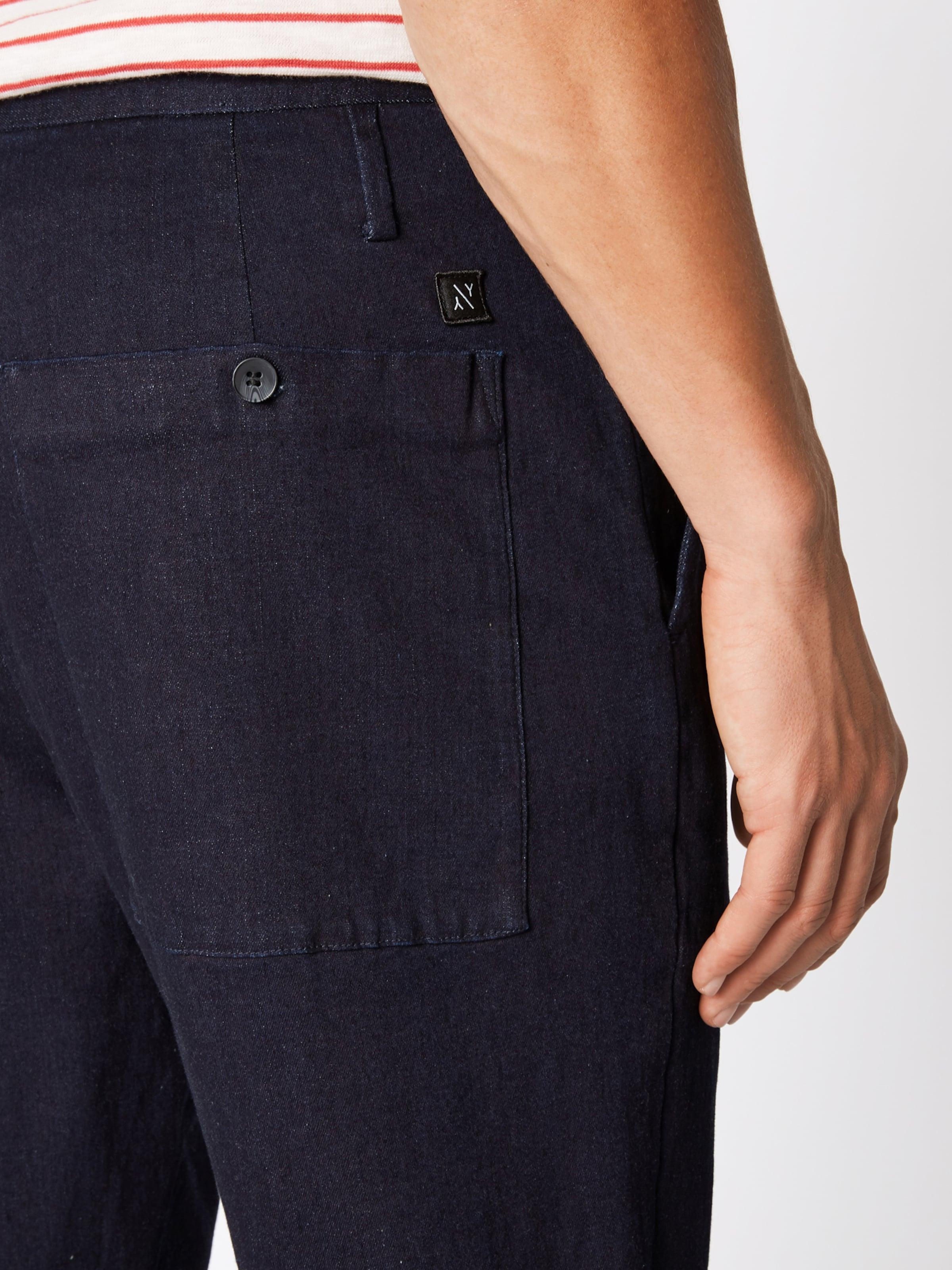 Pantalon Bleu Nowadays Foncé À En Pince fb76gvYy