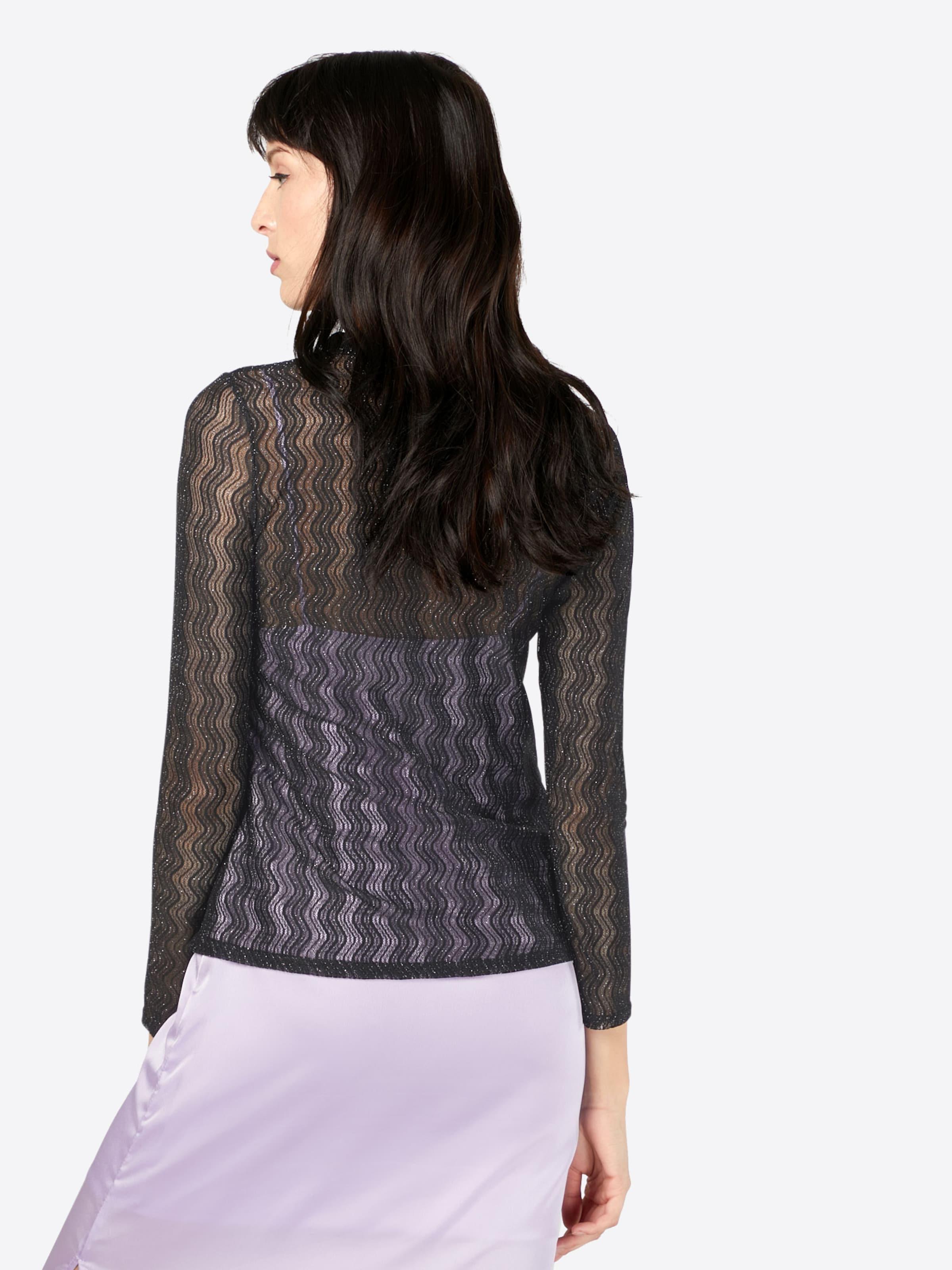 T Sisters Point shirt En Noir 'exi' K13TlFJc