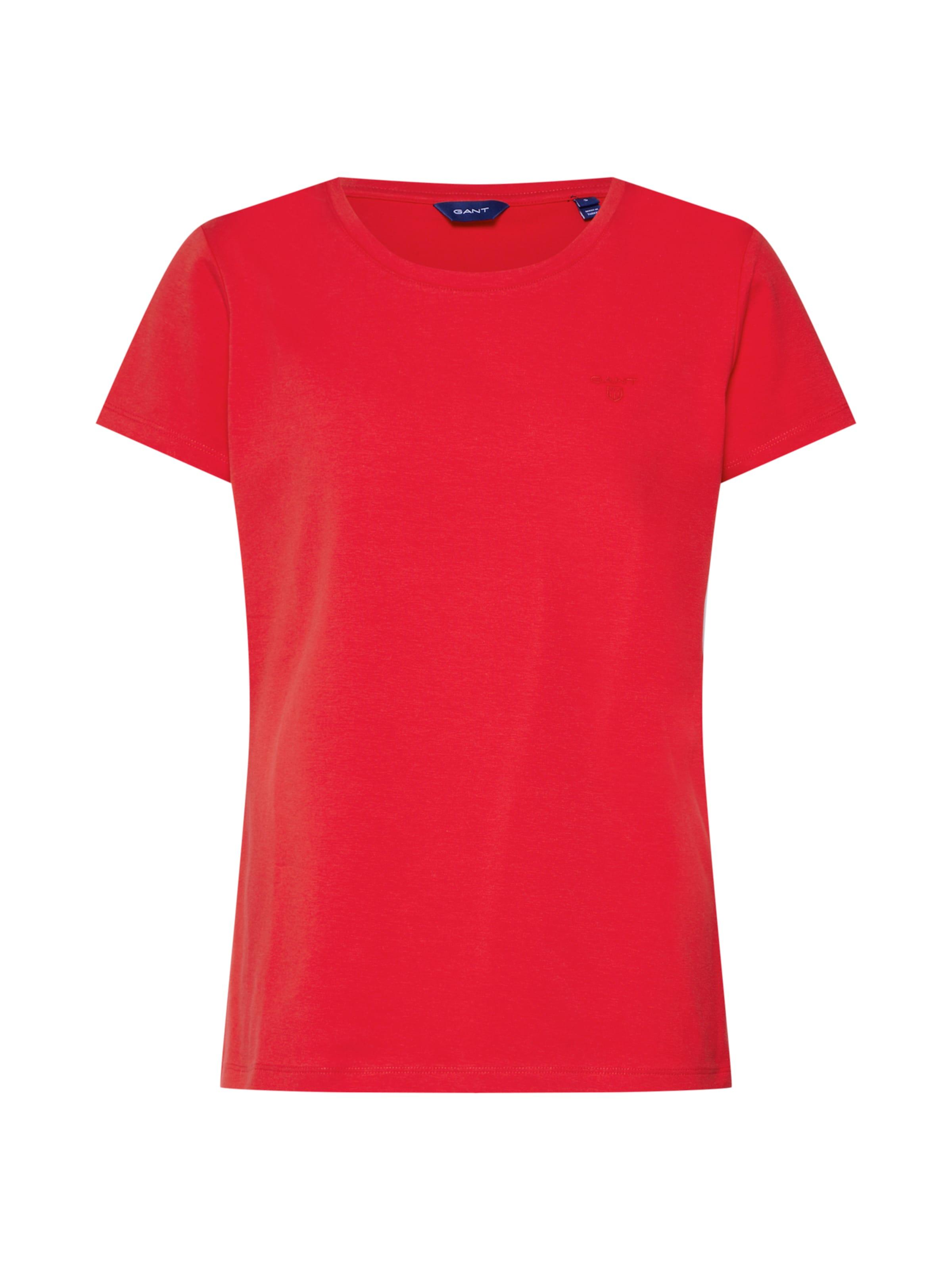 En 'ela' Gant T shirt Rose wOPn08kX