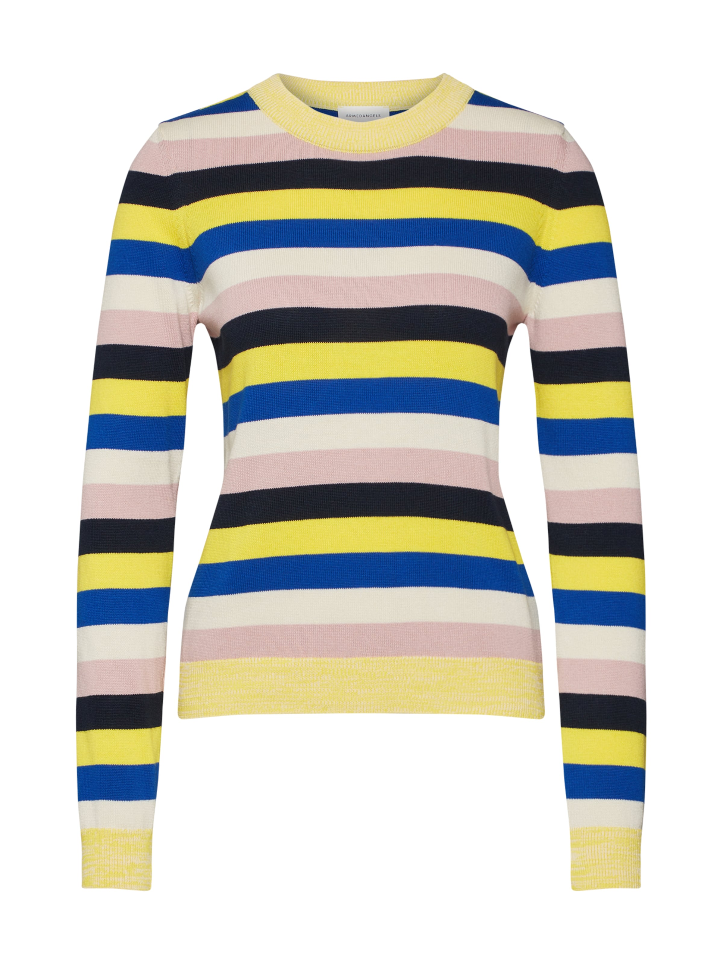 In Armedangels Pullover Rosa 'oxana' CremeGelb 2eIWEHYD9